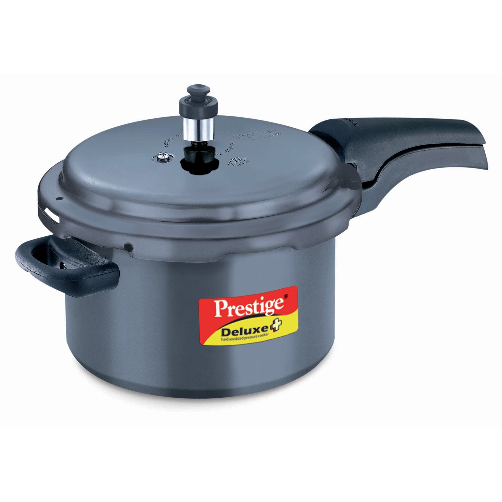 Prestige Cookers Deluxe Hard Anodized Pressure Cooker & Reviews ...