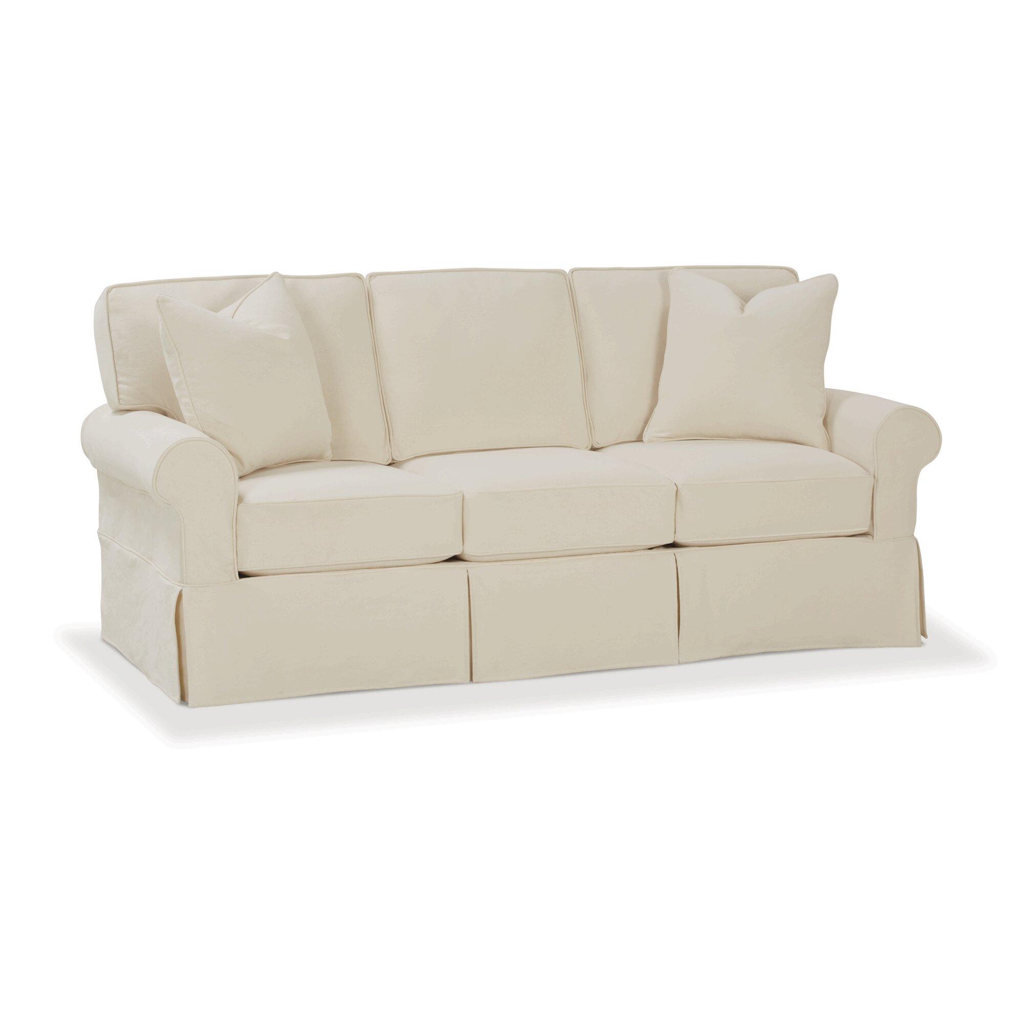 Rowe Furniture Nantucket Slipcovered Sleeper Sofa  : NantucketSlipcoveredSleeperSofa from www.wayfair.com size 2000 x 2000 jpeg 96kB