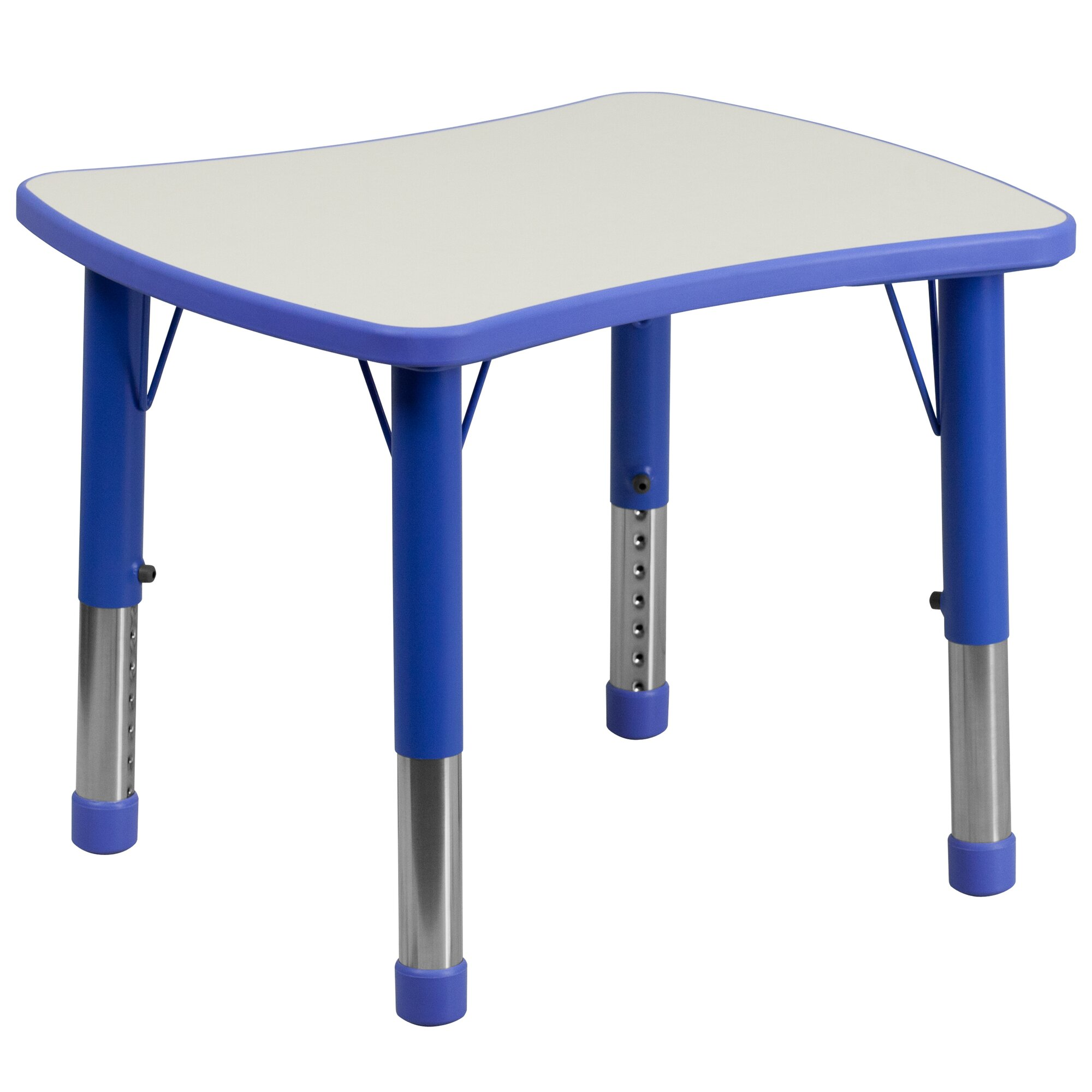 Flash furniture x rectangular activity table for Regulation 85 table a