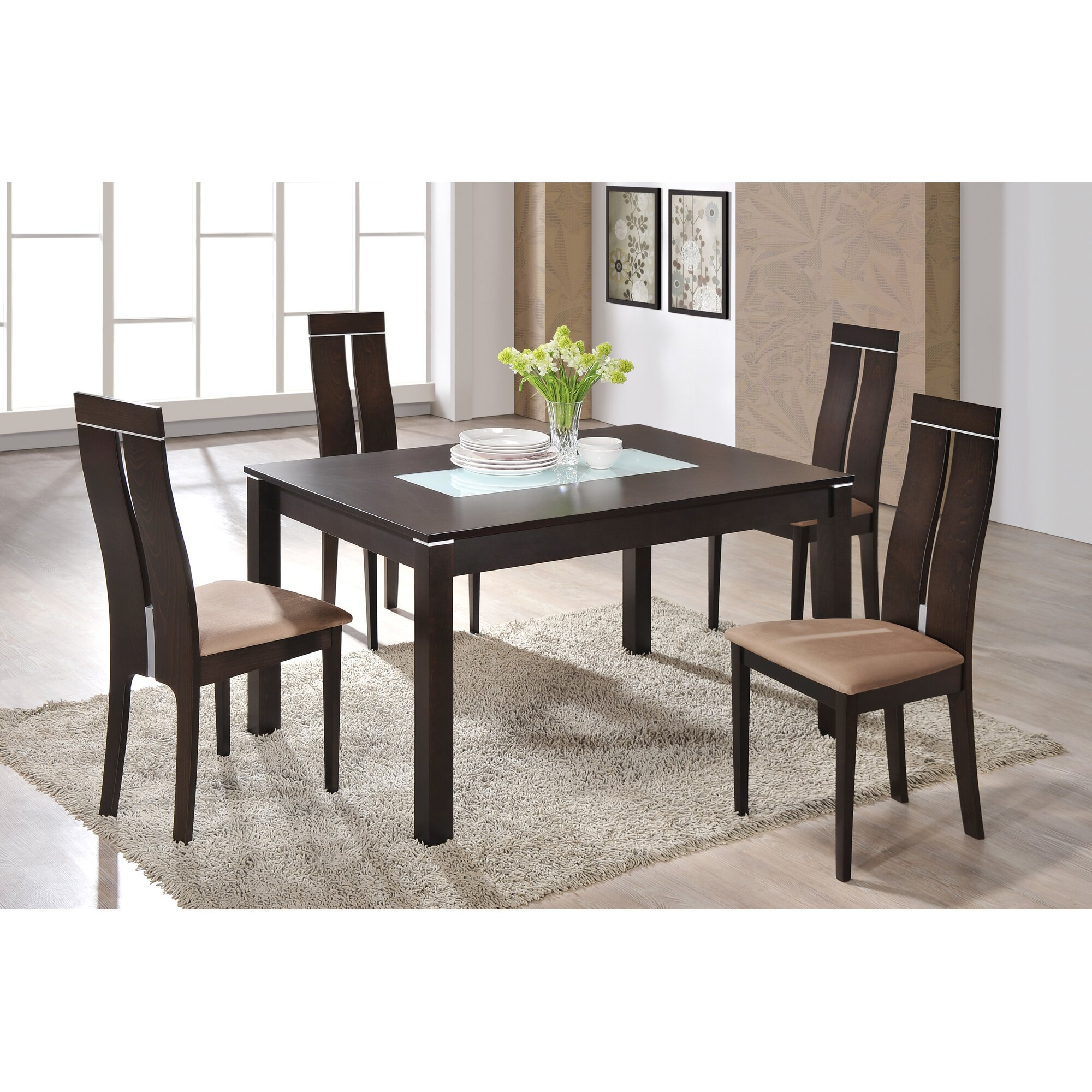 Global furniture usa extendable dining table reviews for J furniture usa reviews