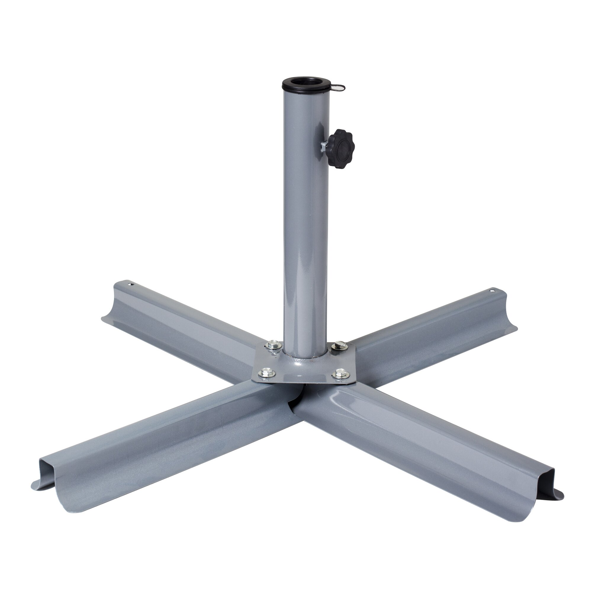 Umbrella Stand For Garden: CorLiving Patio Umbrella Stand & Reviews