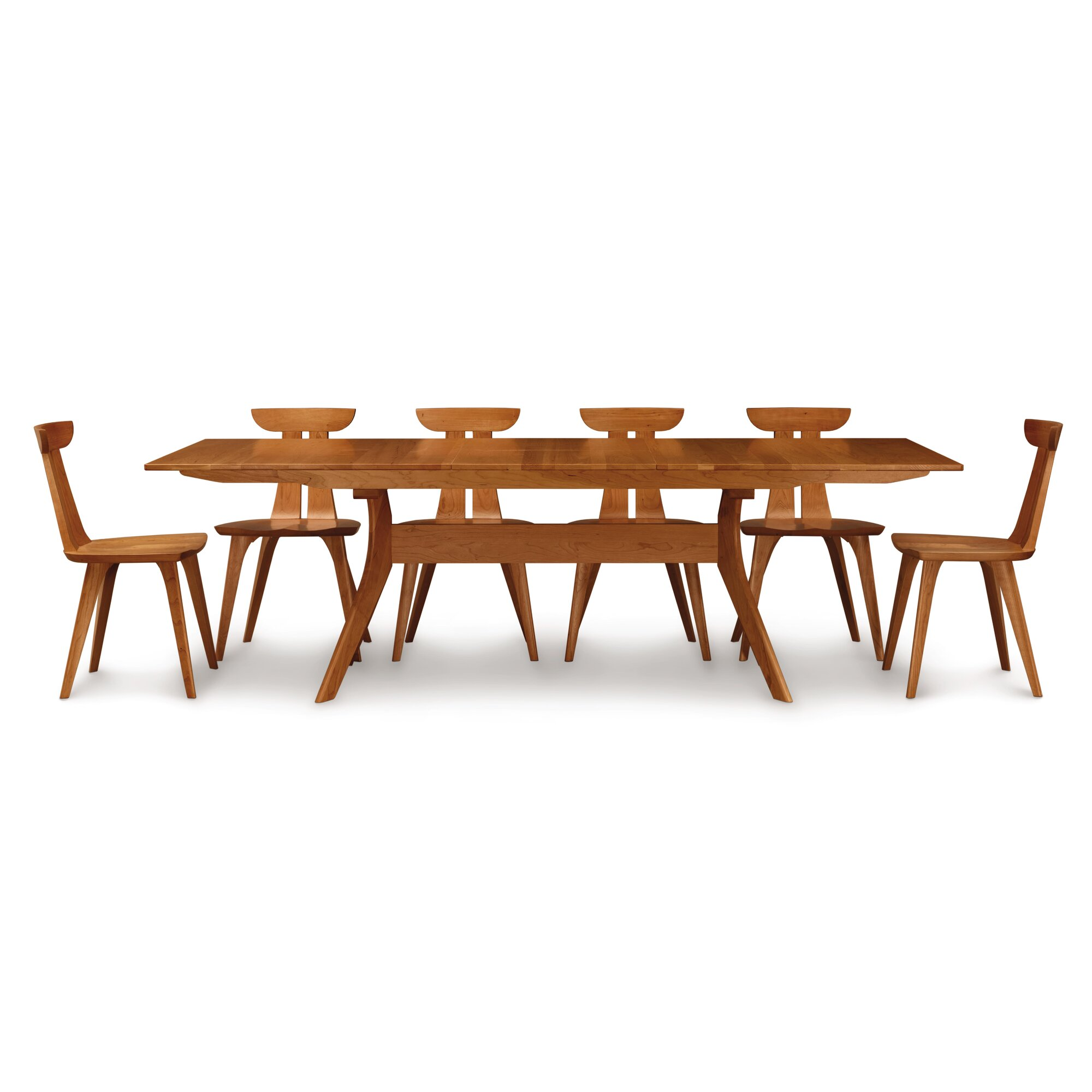 Audrey Extendable Dining Table Amp Reviews Allmodern