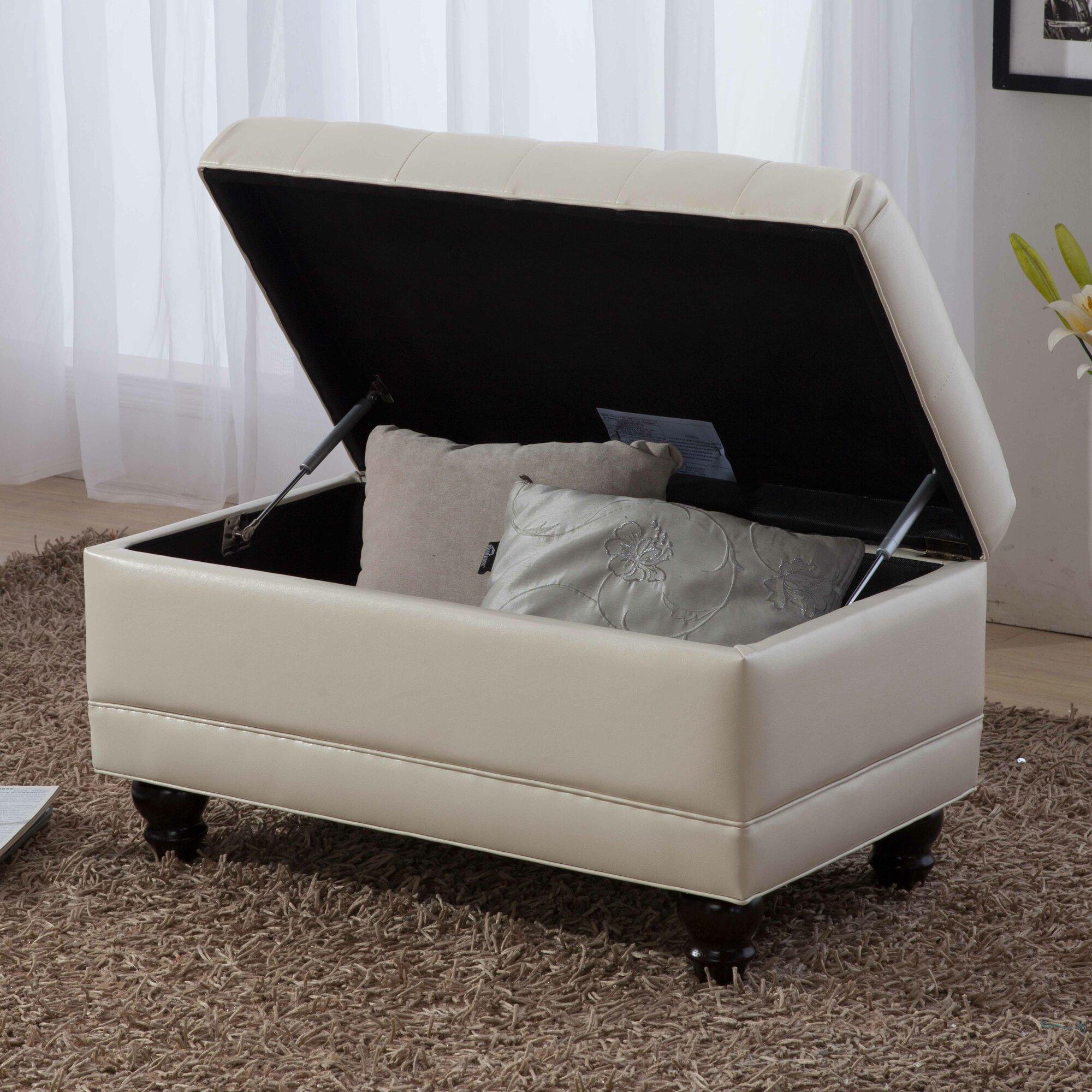 Noya Usa Castillian Upholstered Storage Dining Bench Reviews
