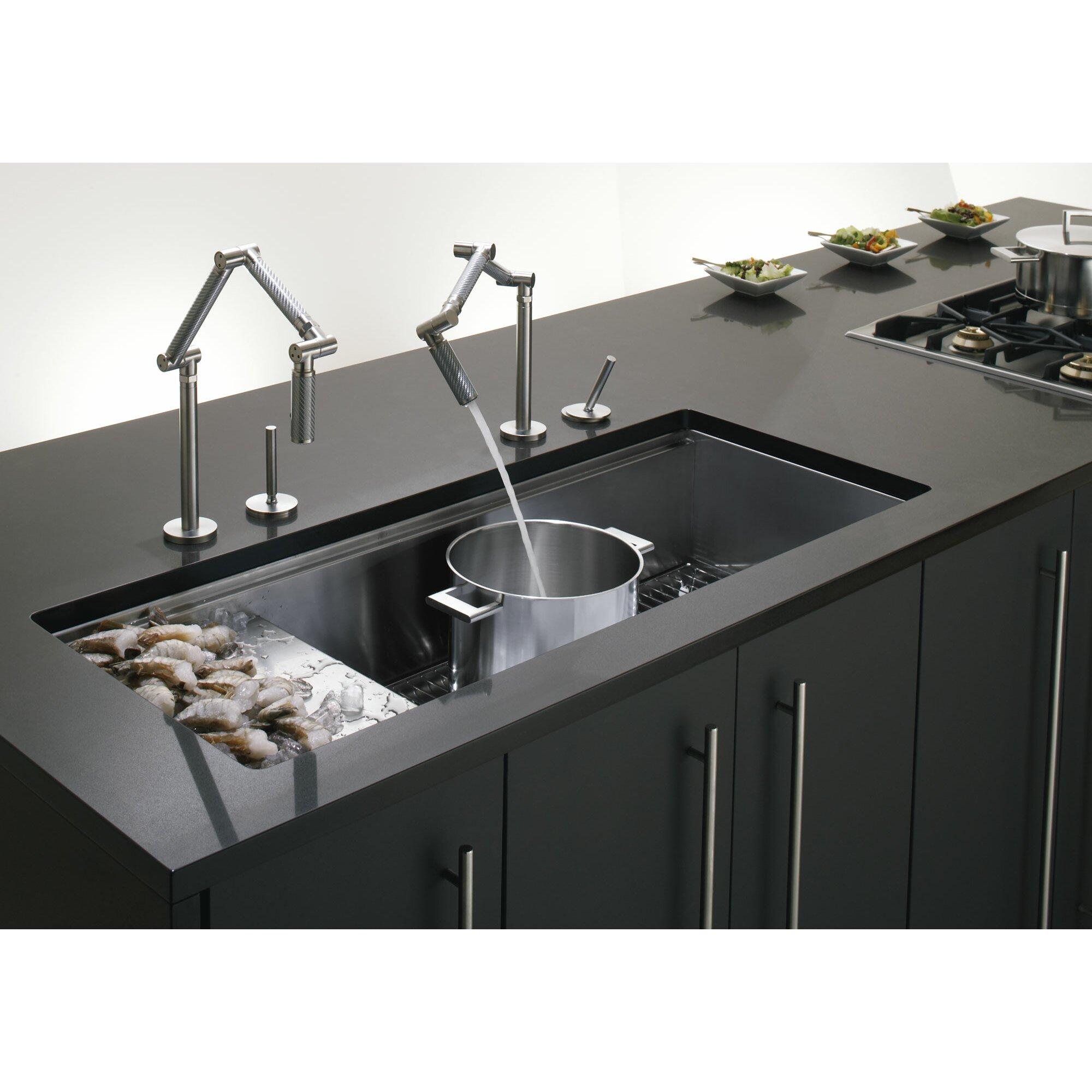 Kohler Stages 45 Kitchen Sink.Kohler Stages Kitchen Sink Kohler K ...