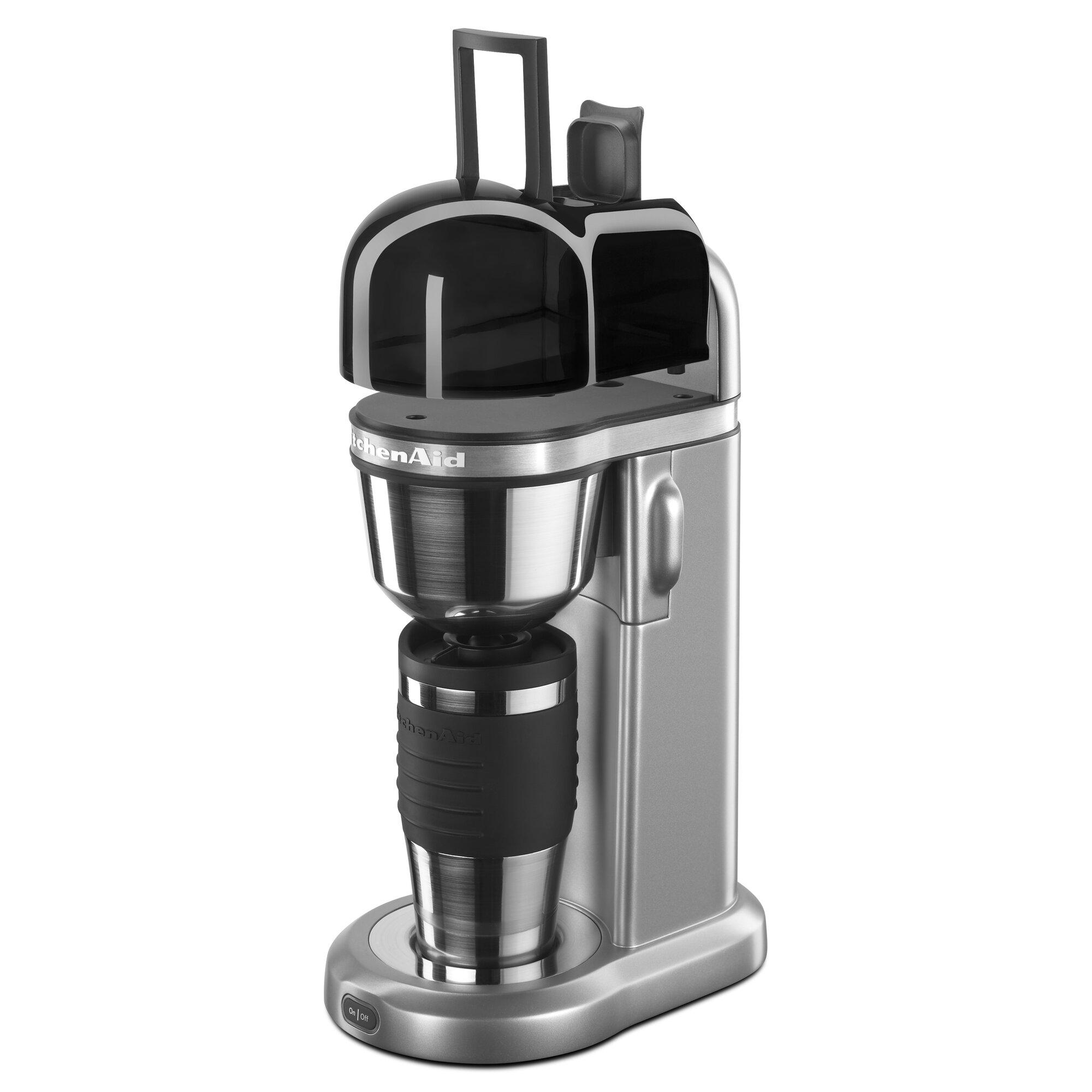 KitchenAid Personal 4 Cup Coffee Maker u0026 Reviews Wayfair