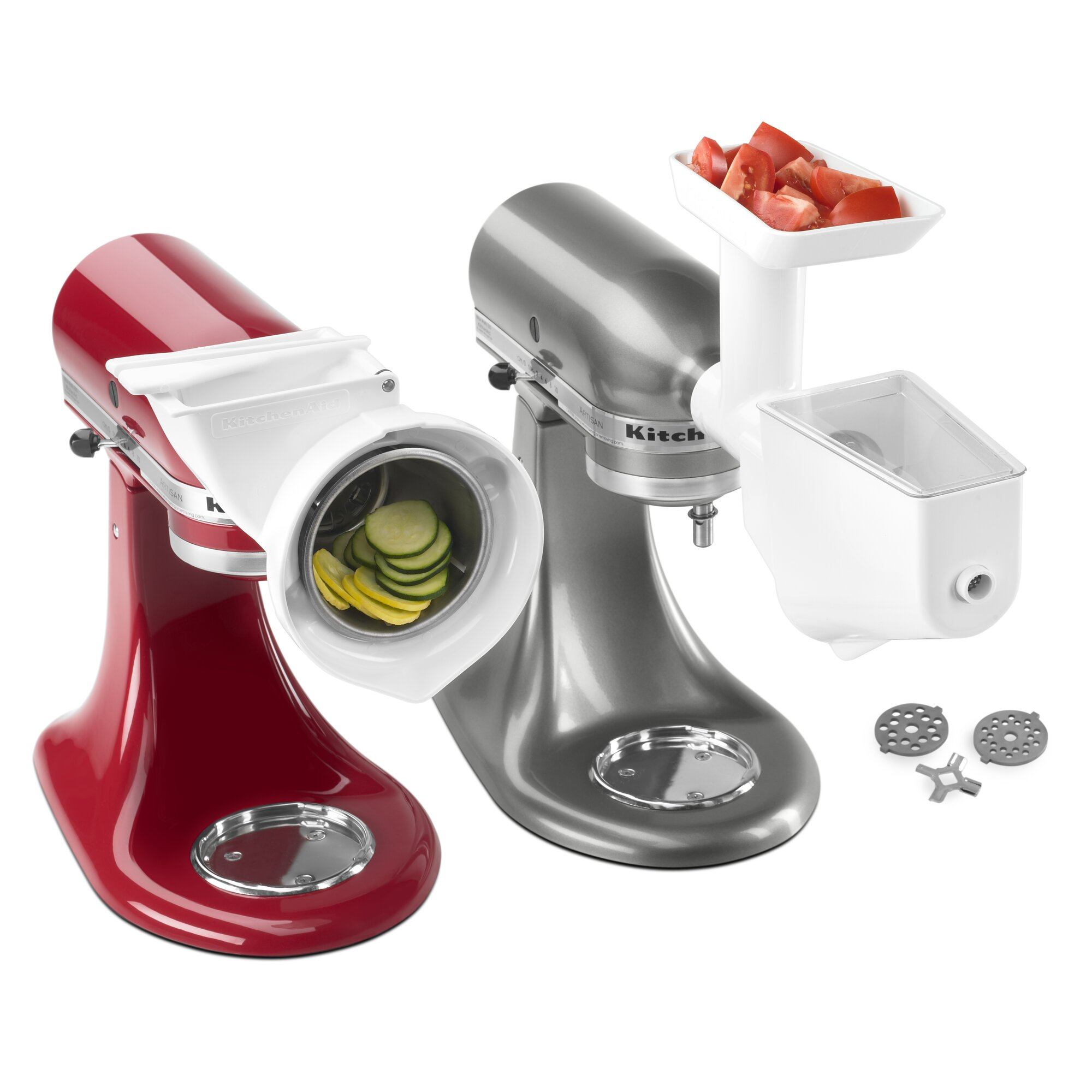 Sausage attachment for kitchenaid - Stand Mixer Attachment Pack 1