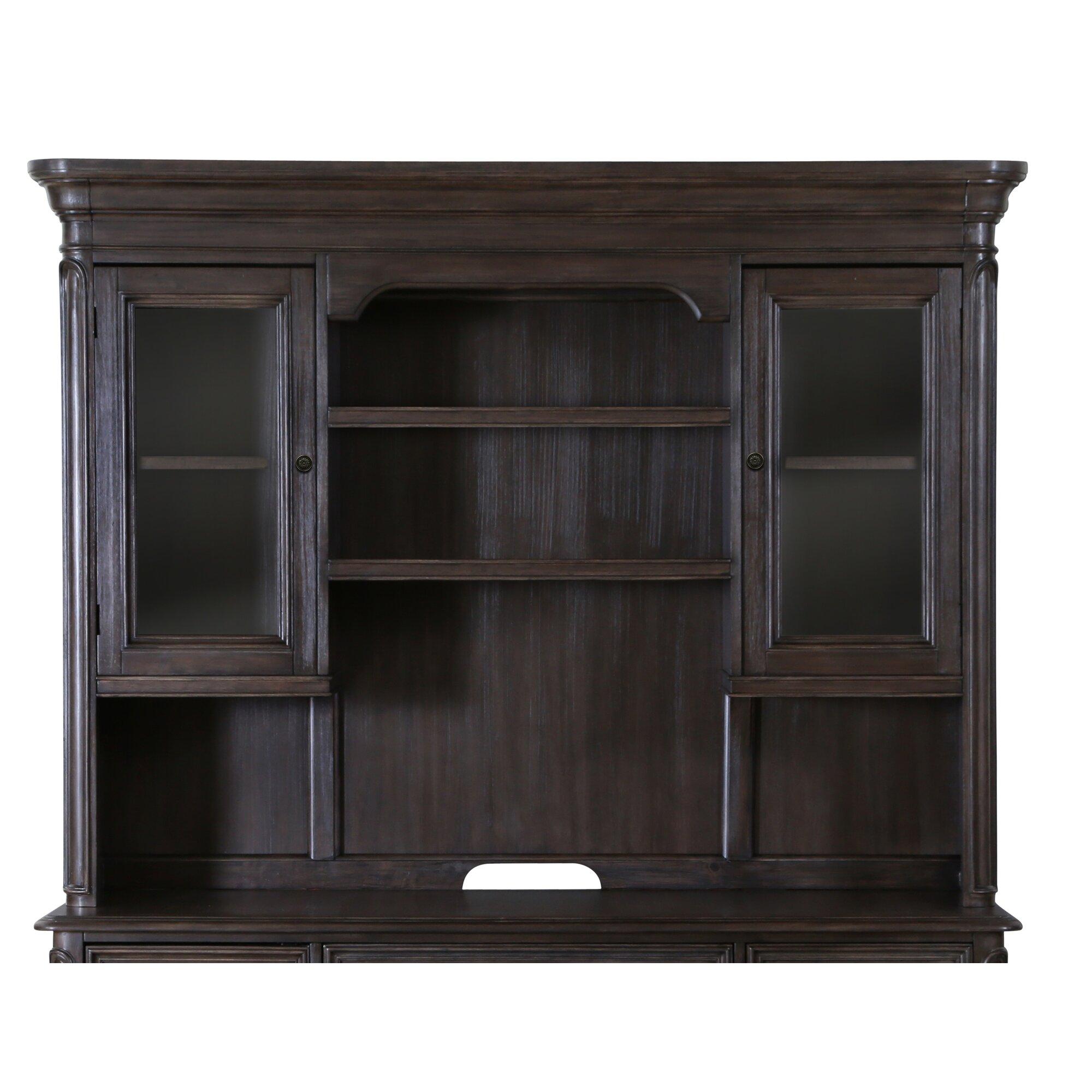 Magnussen Broughton Hall 51 H X 69 5 W Desk Hutch