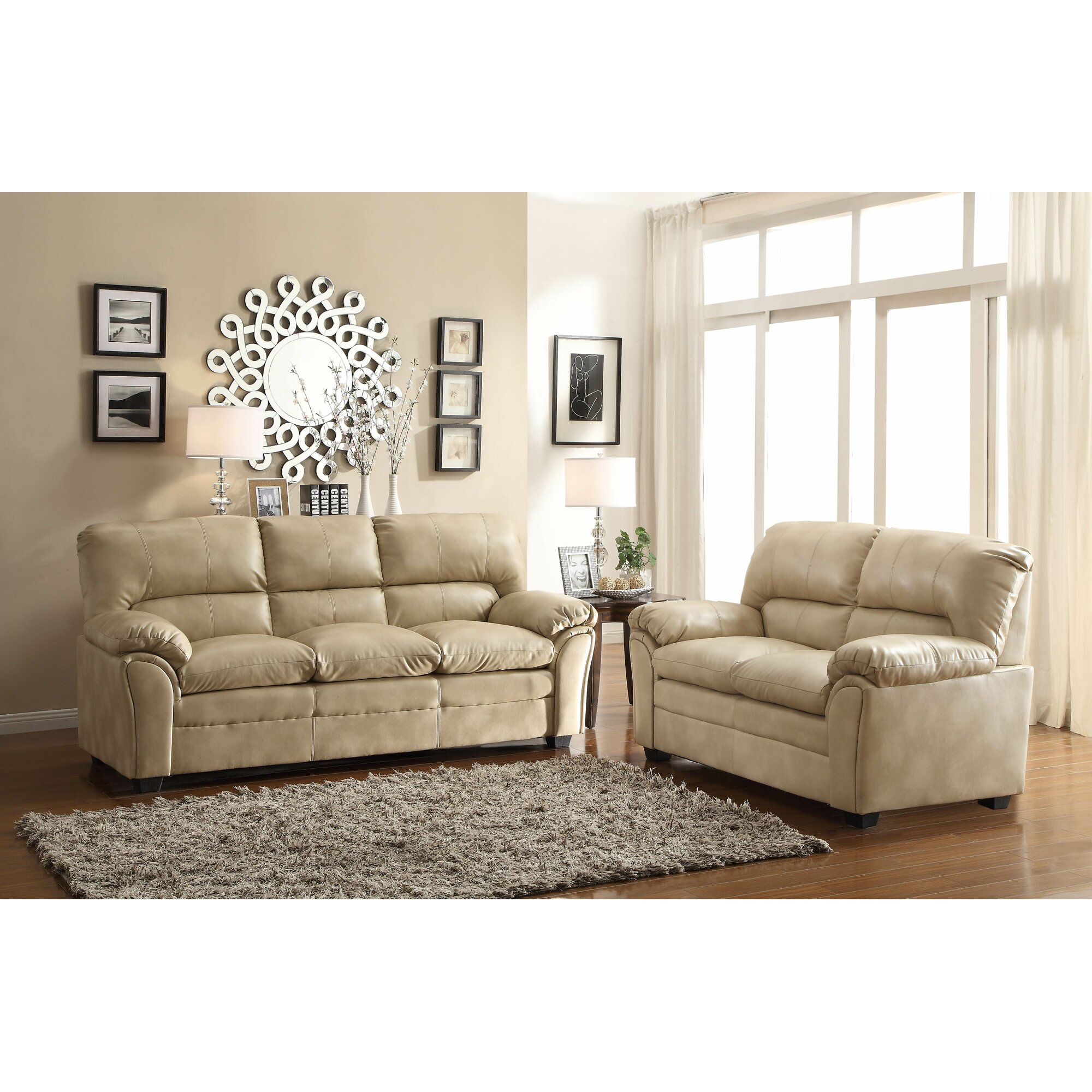 woodhaven hill talon living room collection reviews. Black Bedroom Furniture Sets. Home Design Ideas