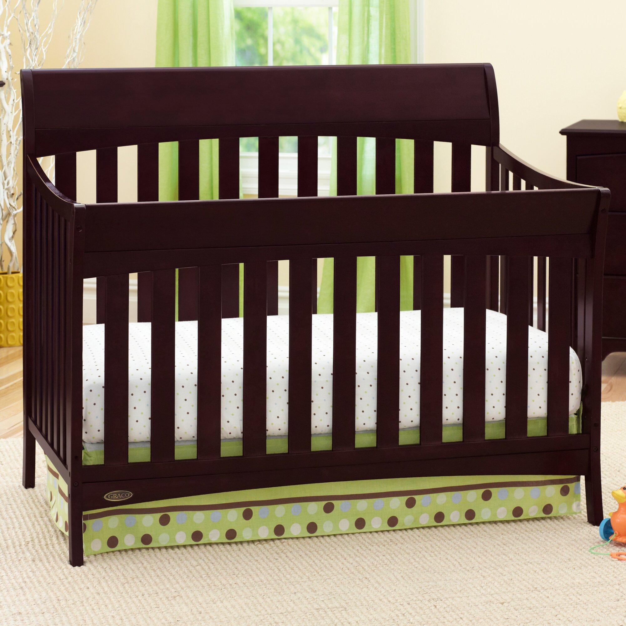 Child craft camden crib - Rory 4 In 1 Convertible Crib
