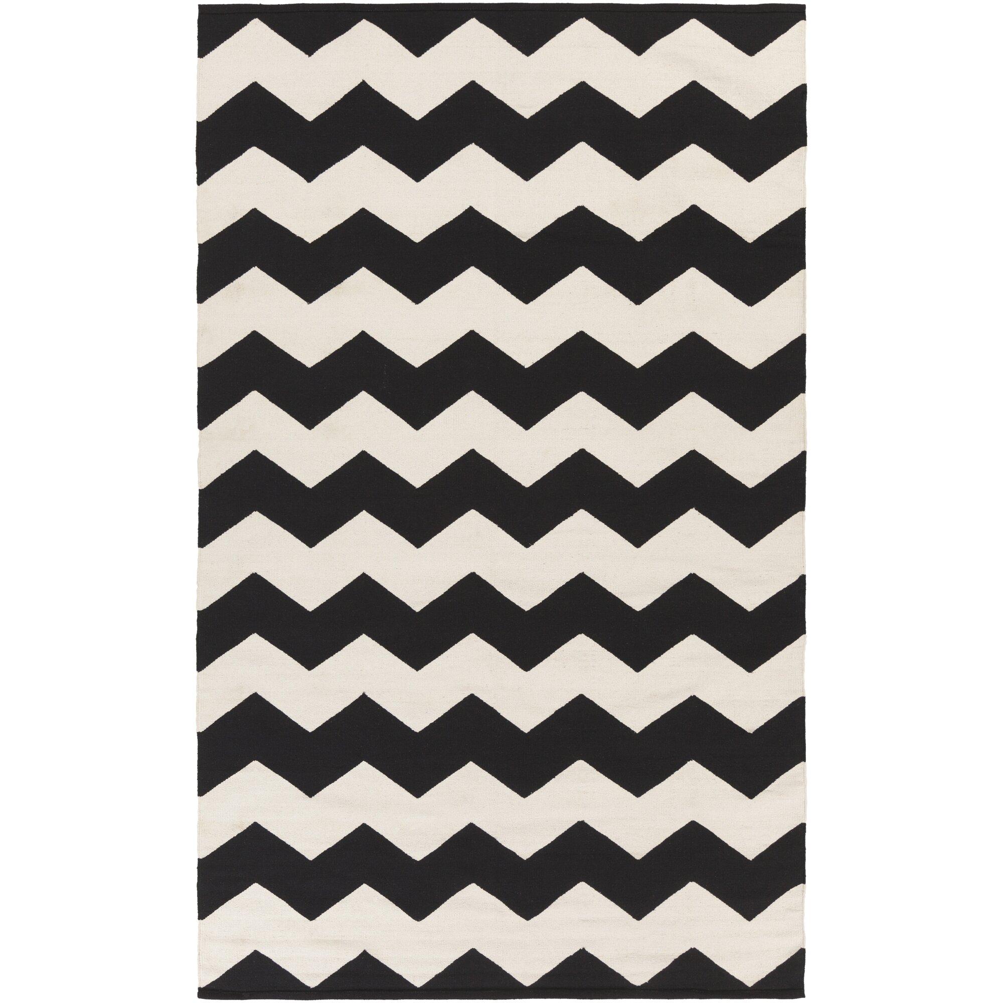 black chevron rugs  rugs ideas - black chevron rug