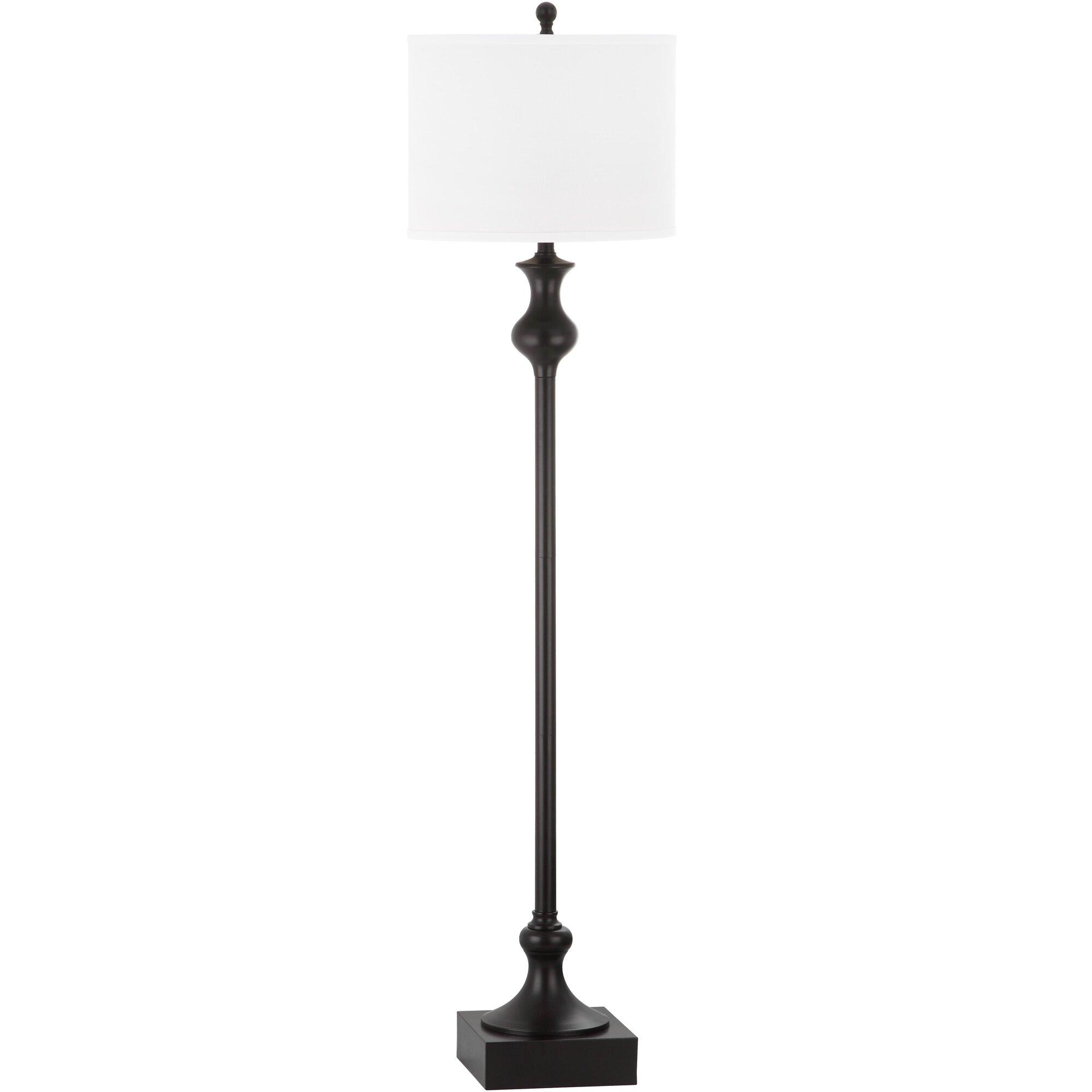 Safavieh Brewster 61 5 Quot Floor Lamp Amp Reviews Wayfair