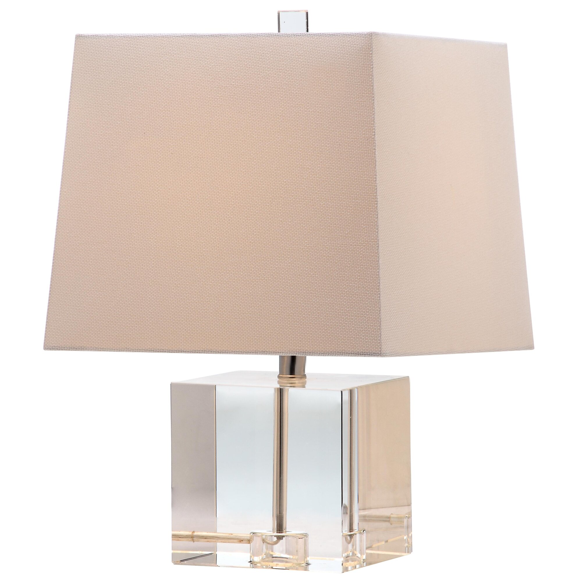 Safavieh mckinley 19 table lamp reviews wayfair for Table 19 review