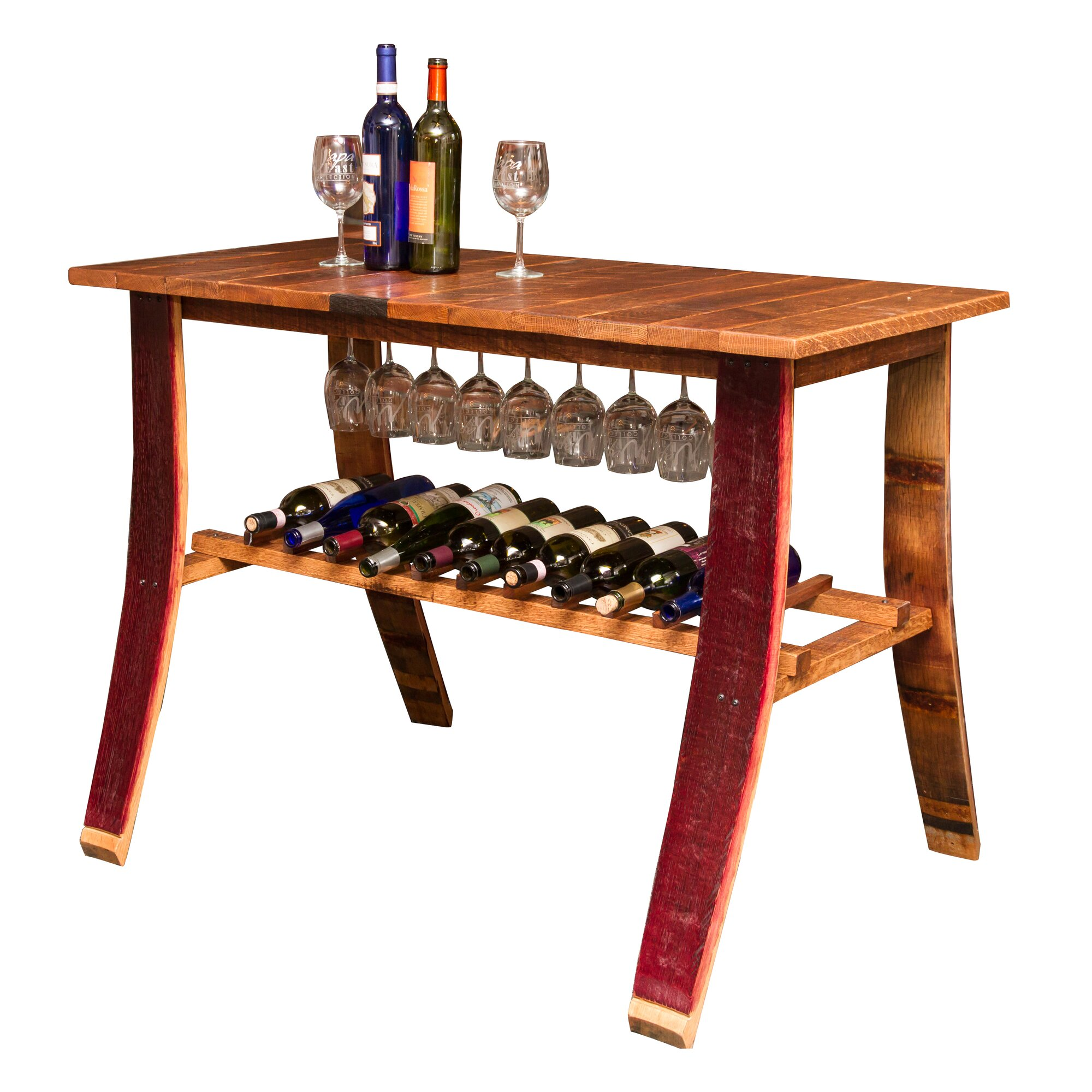 Napa east collection wine country pub tasting table for Cie publication 85 table 2