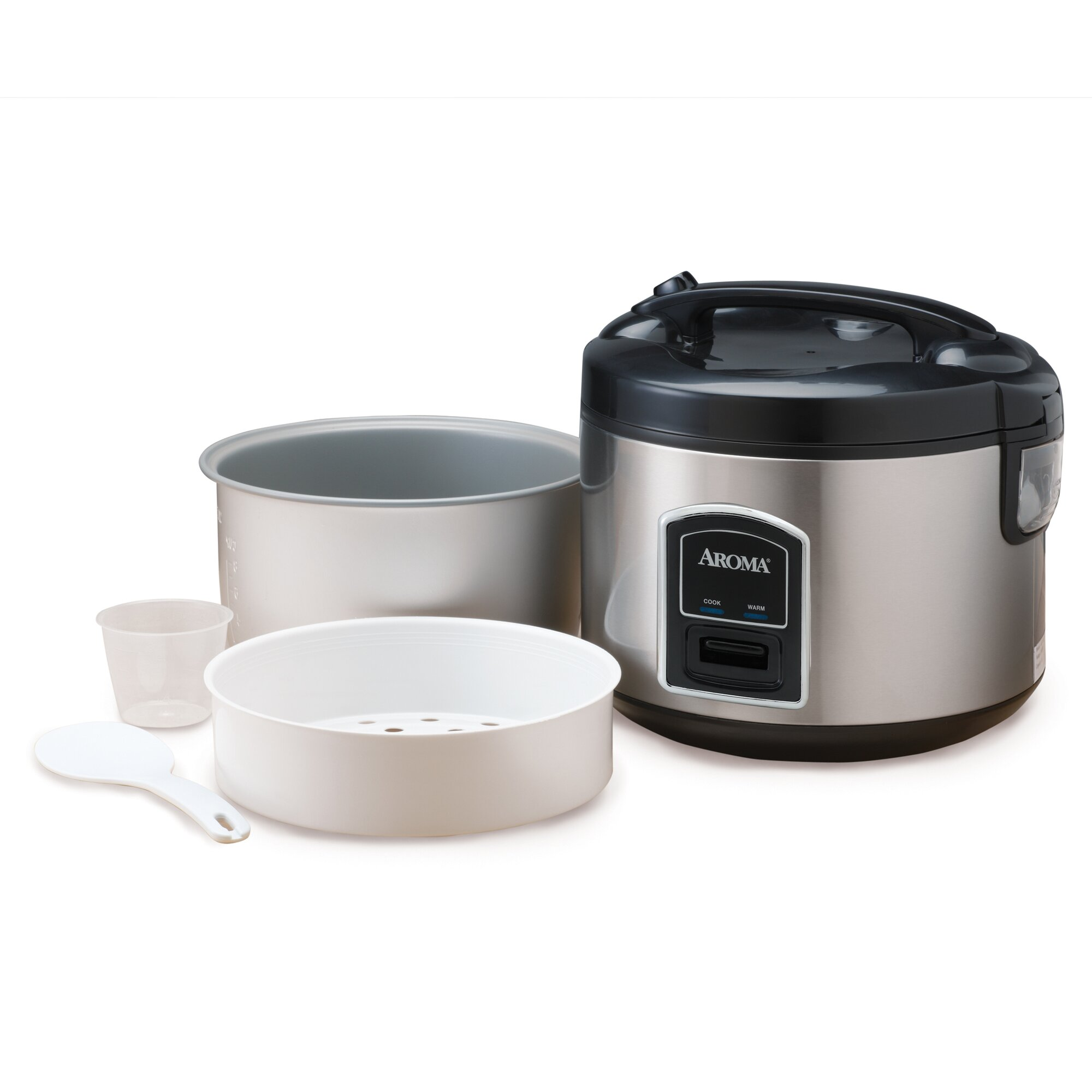 Aroma Rice Cooker Food Steamer Reviews