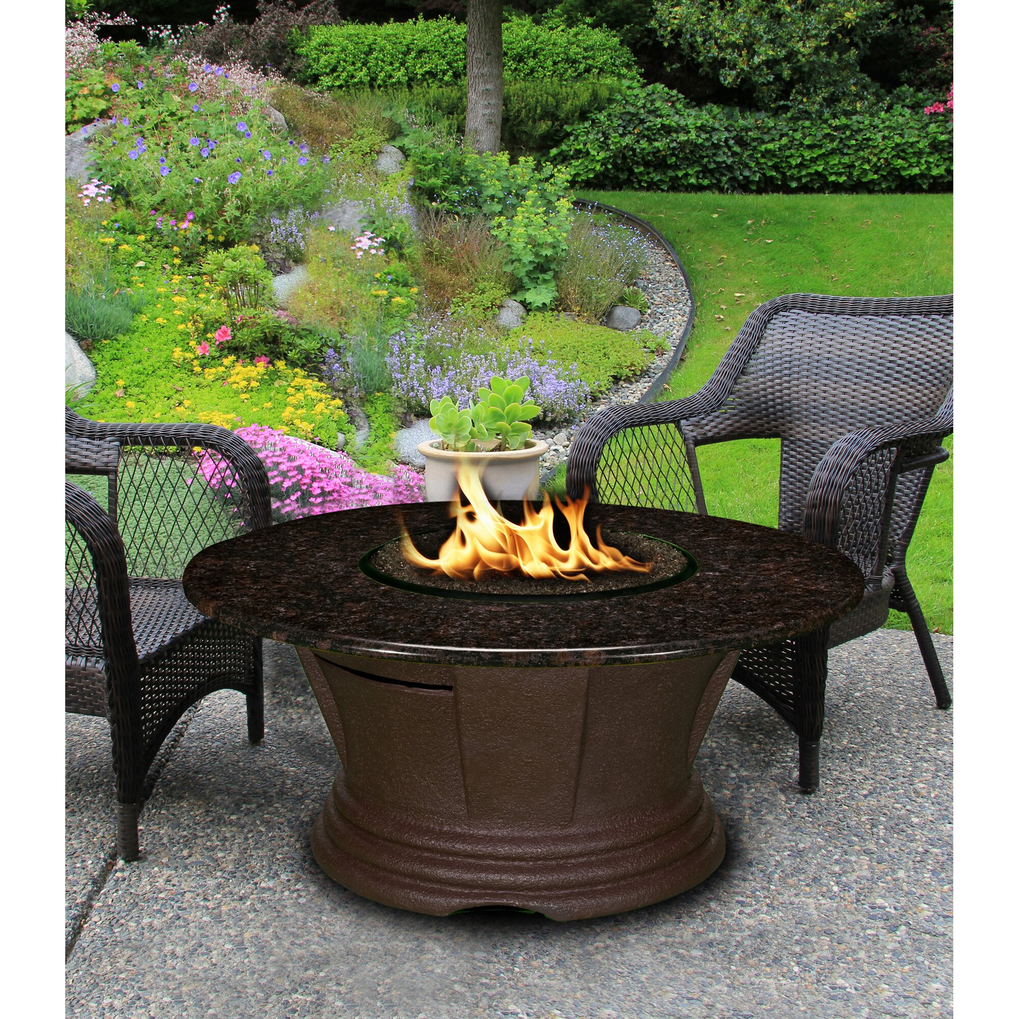 California Outdoor Concepts San Simeon Stainless Steel