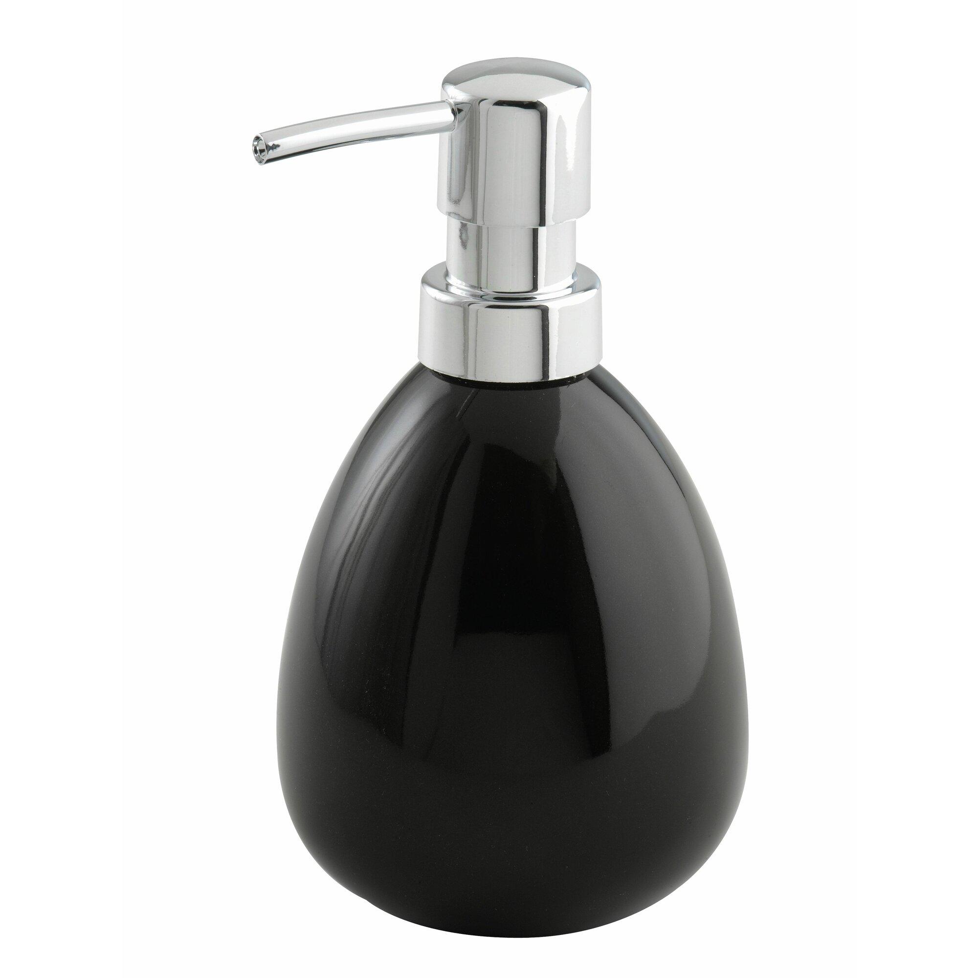 wenko polaris 3 piece bathroom accessory set reviews. Black Bedroom Furniture Sets. Home Design Ideas
