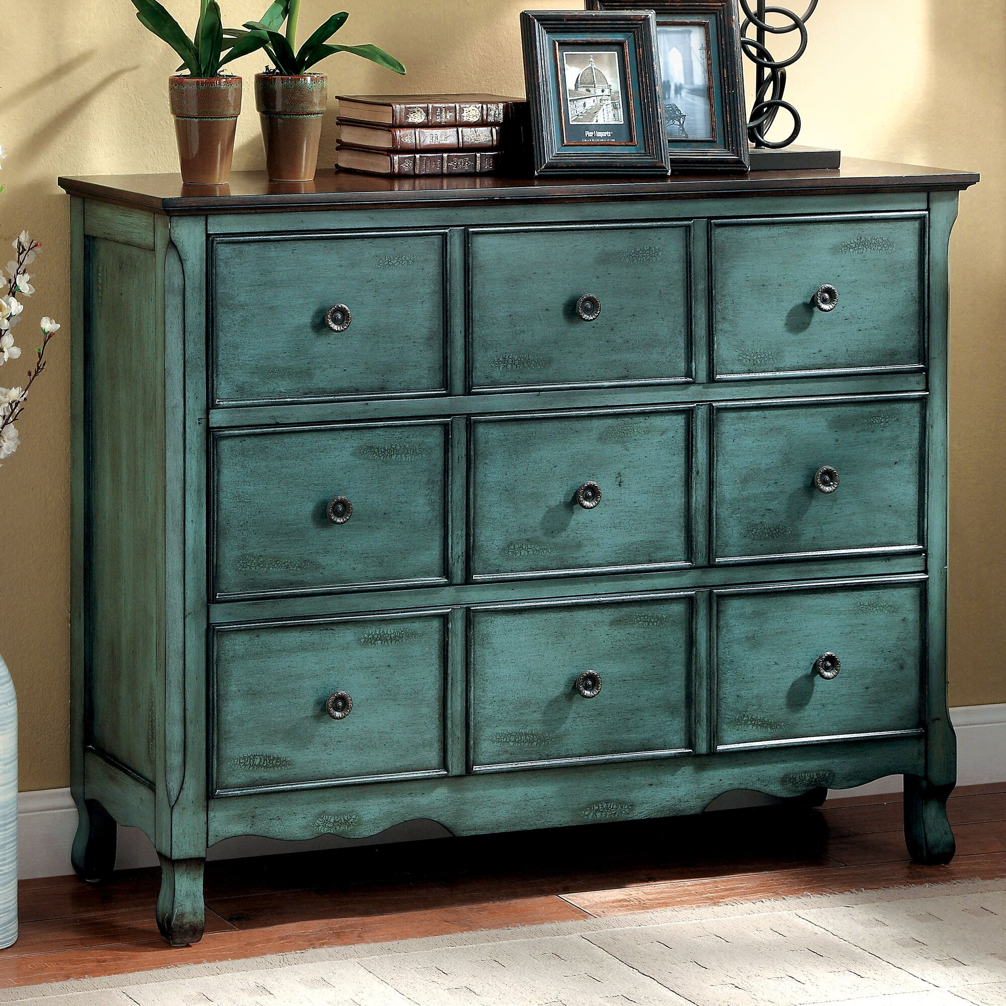Hokku designs cyanne drawer accent chest reviews wayfair
