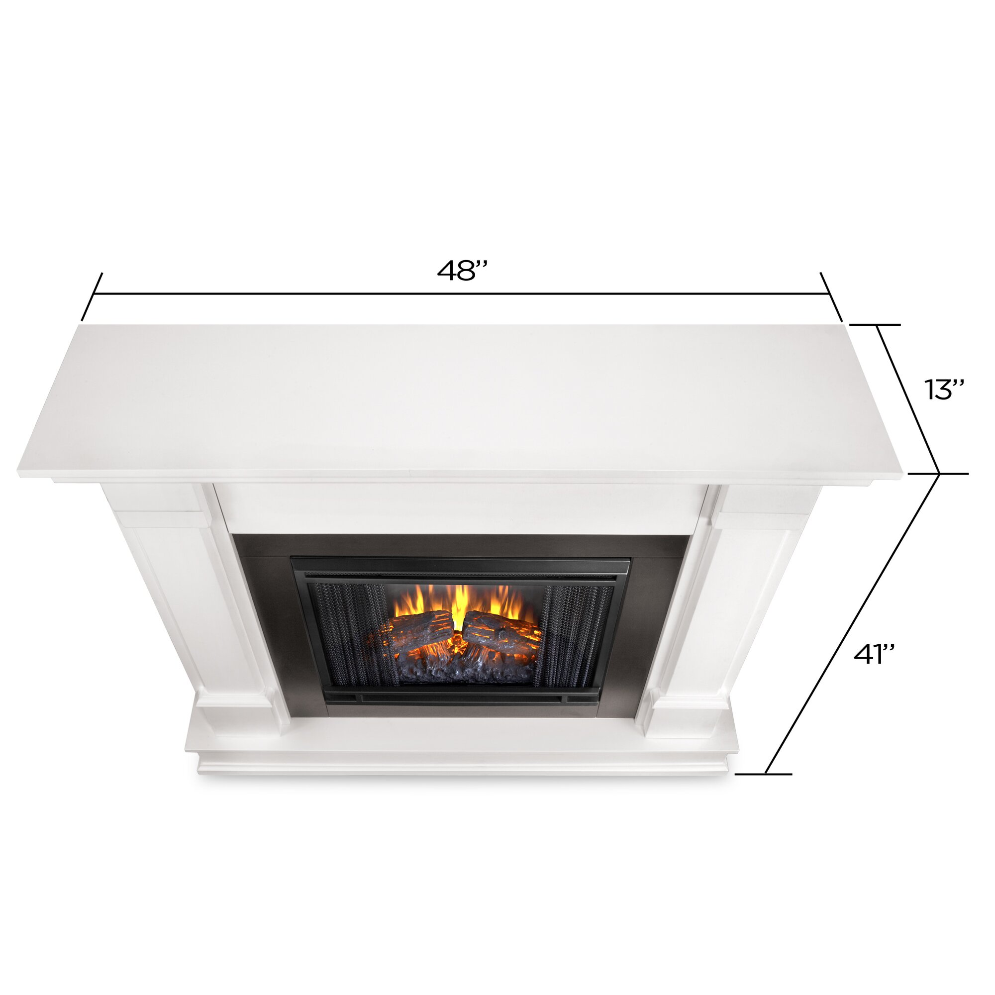 do electric fireplaces give heat electric fireplace heat