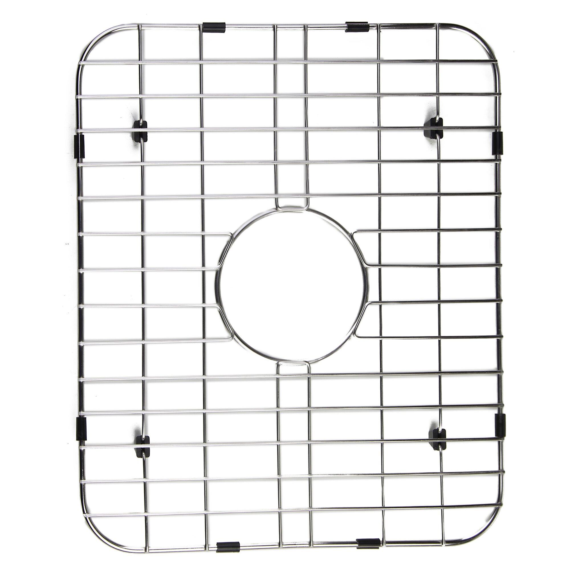 """Kitchen Sink Grid: Alfi Brand 15"""" X 17"""" Kitchen Sink Grid & Reviews"""