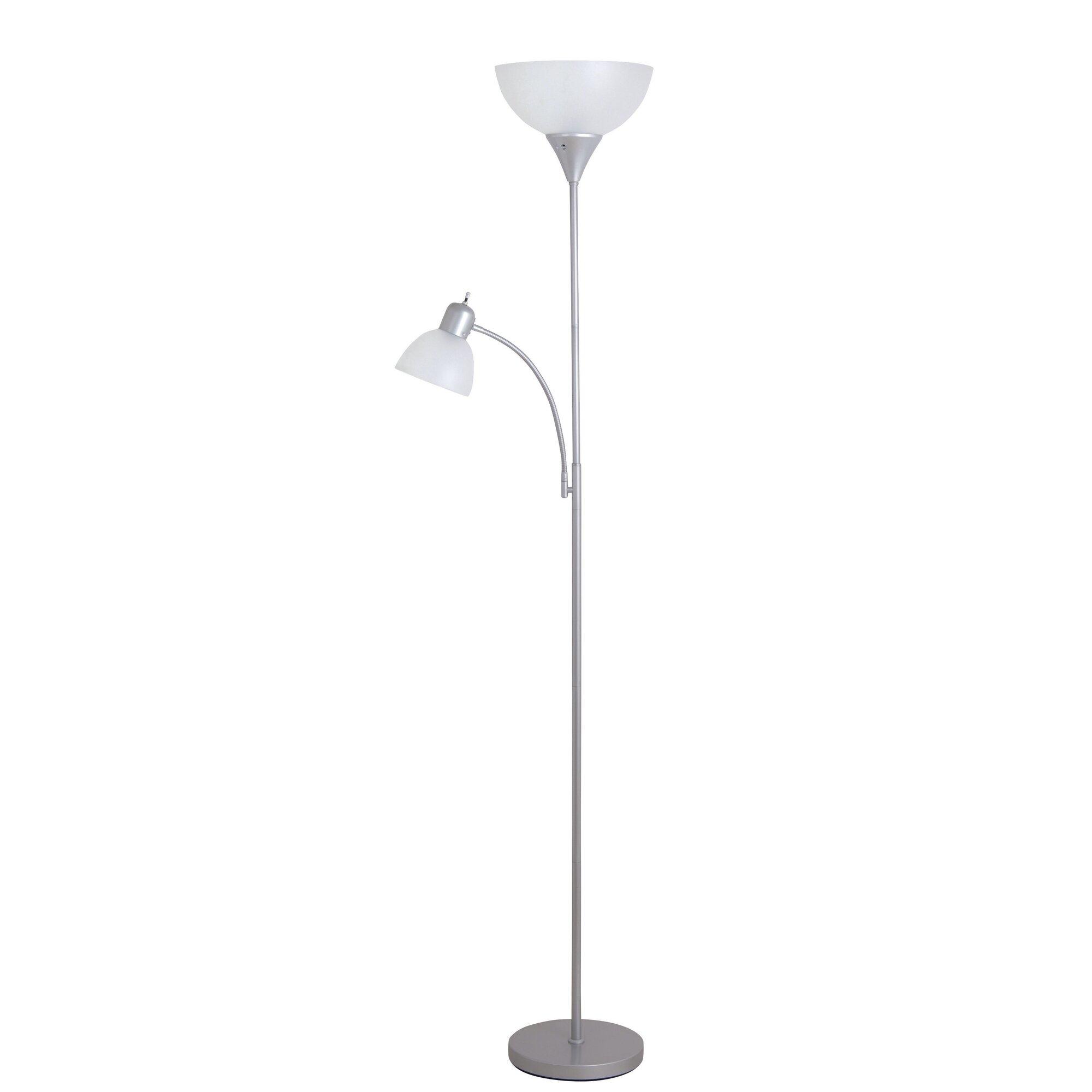 Zipcode Design 71 65 Quot Led Torchiere Floor Lamp Amp Reviews