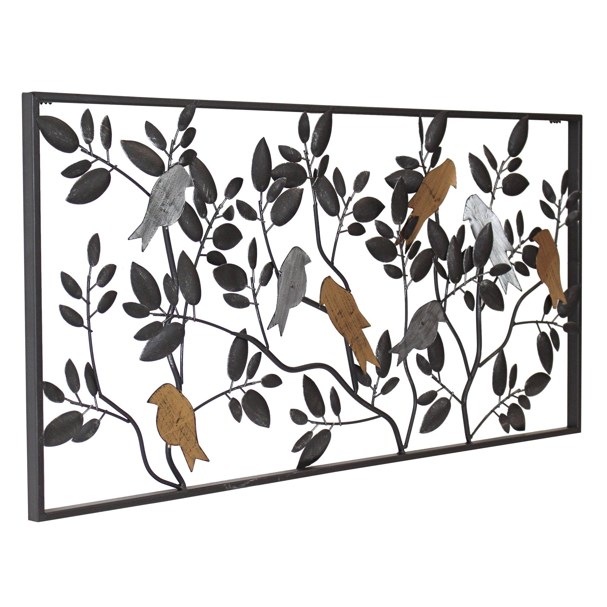 harmony bird wall dcor - Bird Wall Decor