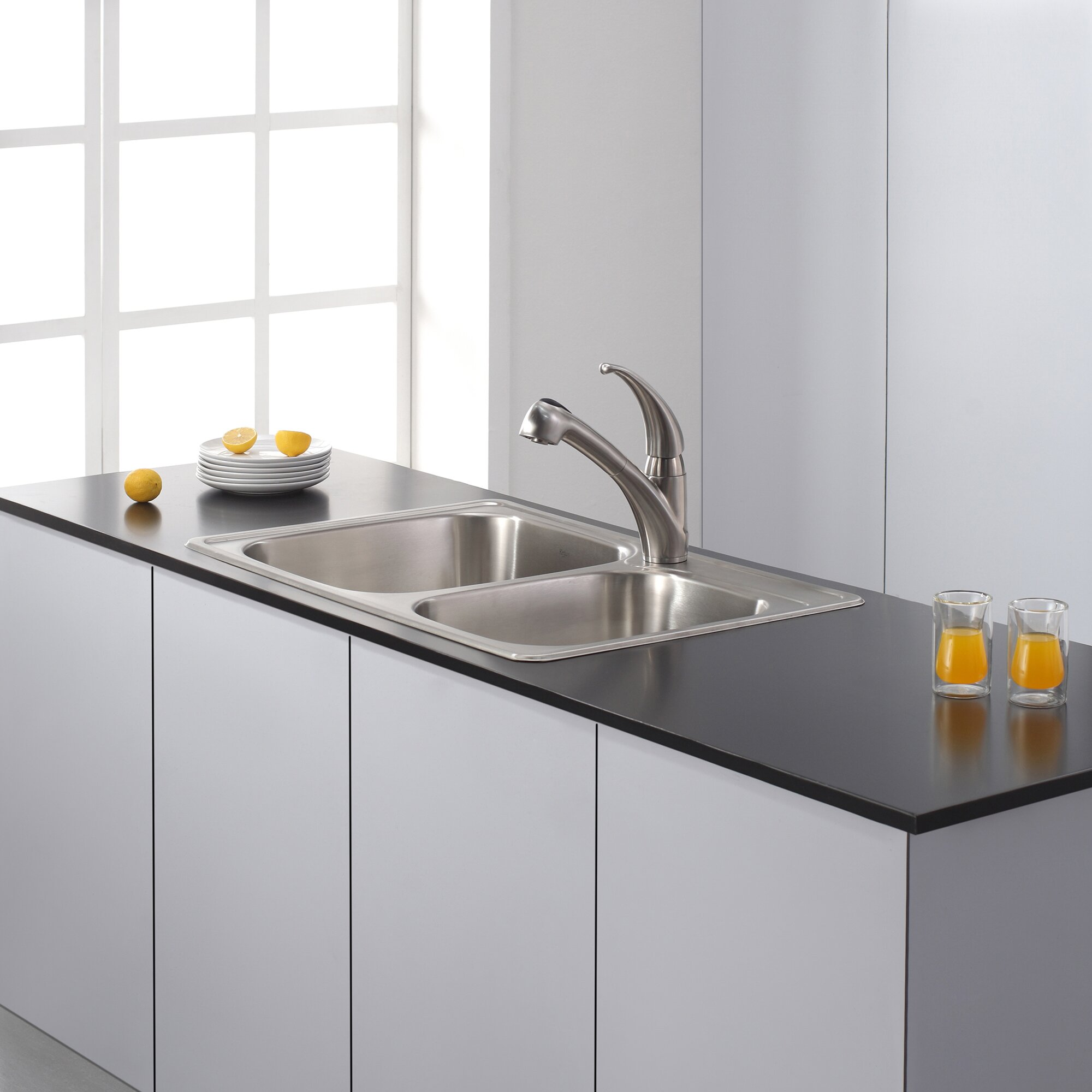 kraus amber single handle pull out kitchen faucet with moen banbury single handle kitchen faucet with sprayer