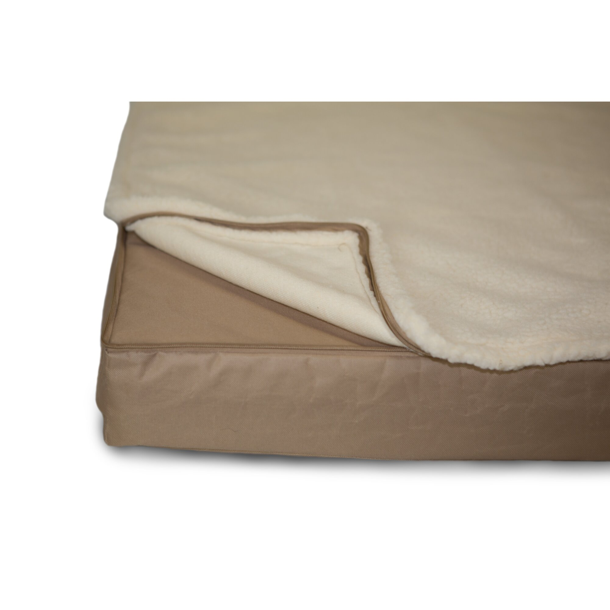 Furhaven Dog Bed Cover