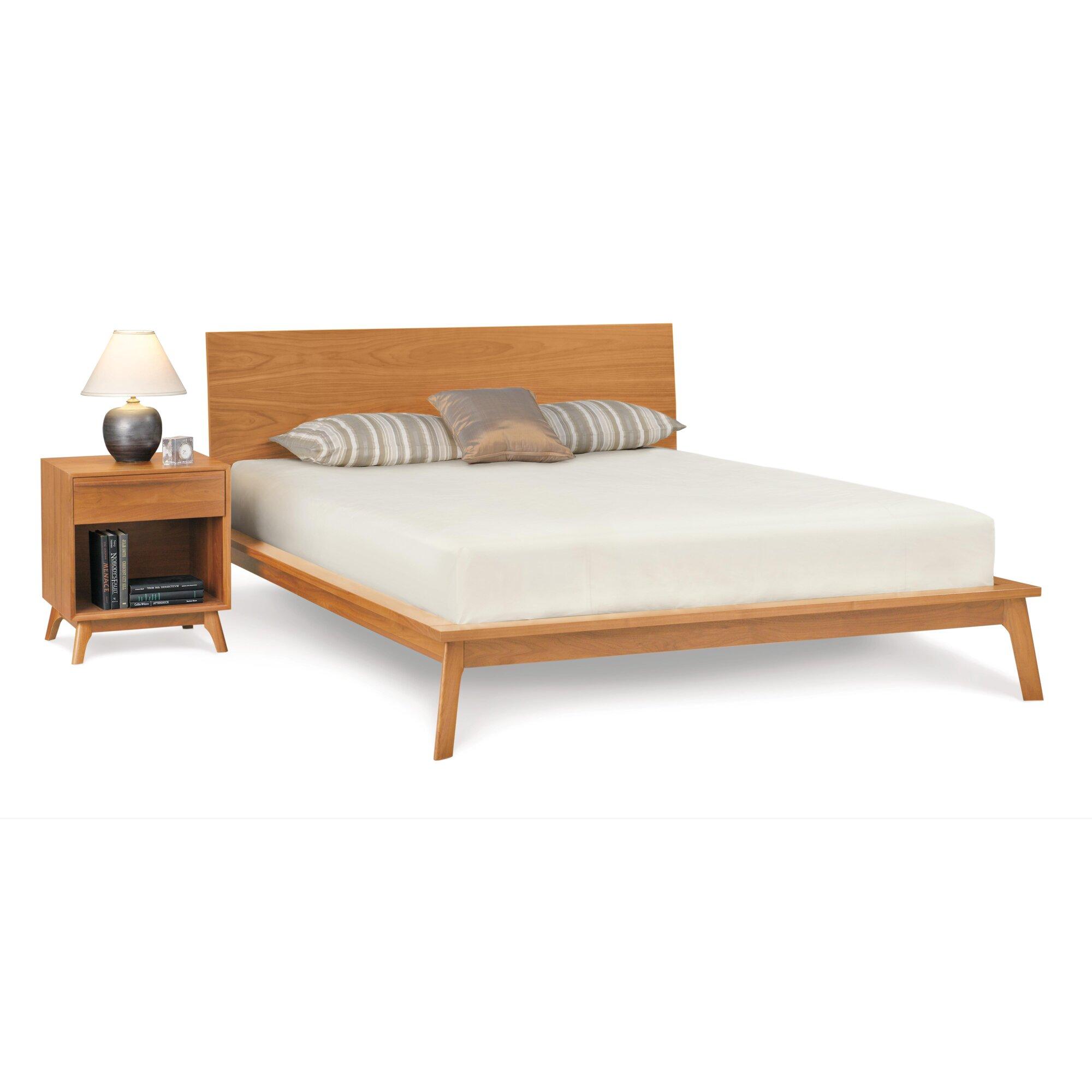 Catalina Platform Bed Reviews Allmodern