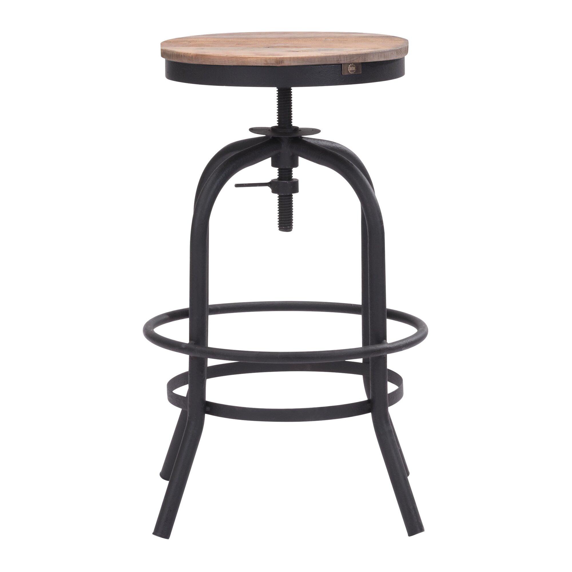 Trent Austin Design Howe Adjustable Height Swivel Bar