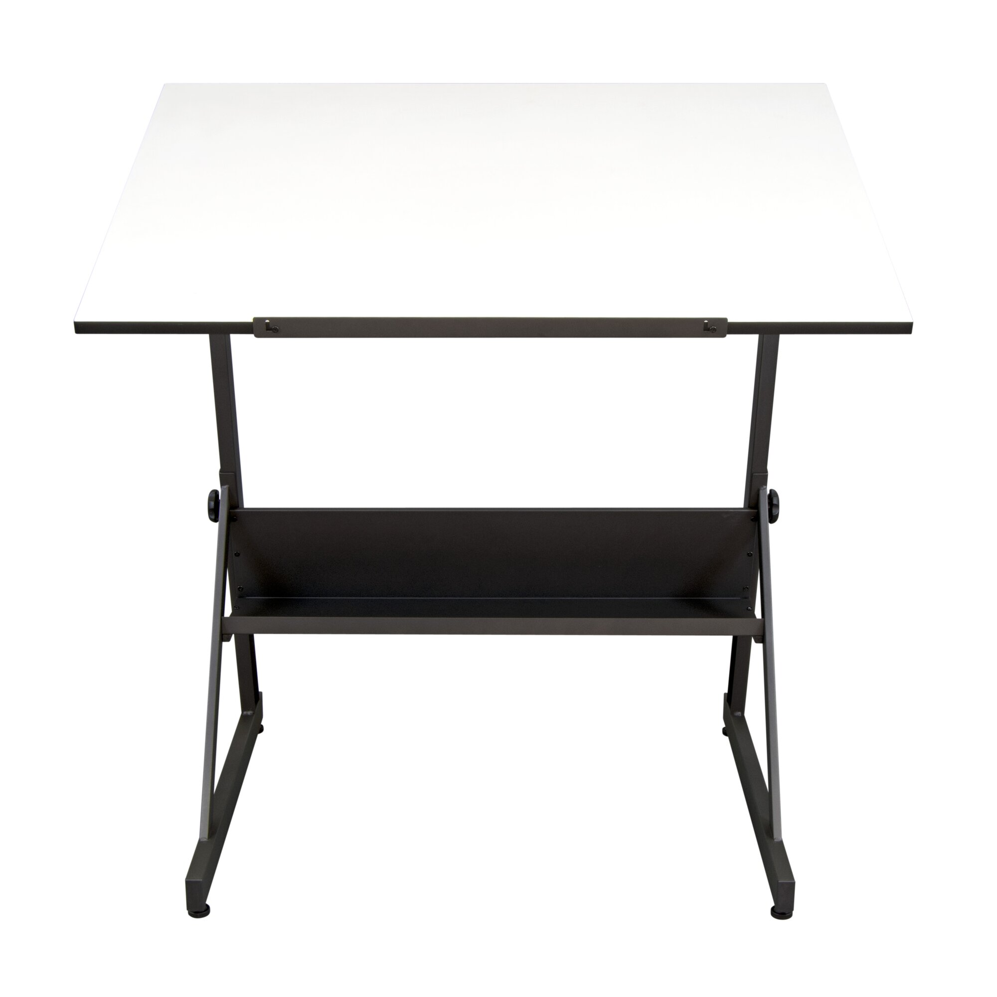 Studio Design Drafting Table studio designs futura advanced drafting table with side shelf drafting drawing tables at hayneedle Solano Adjustable Drafting Table