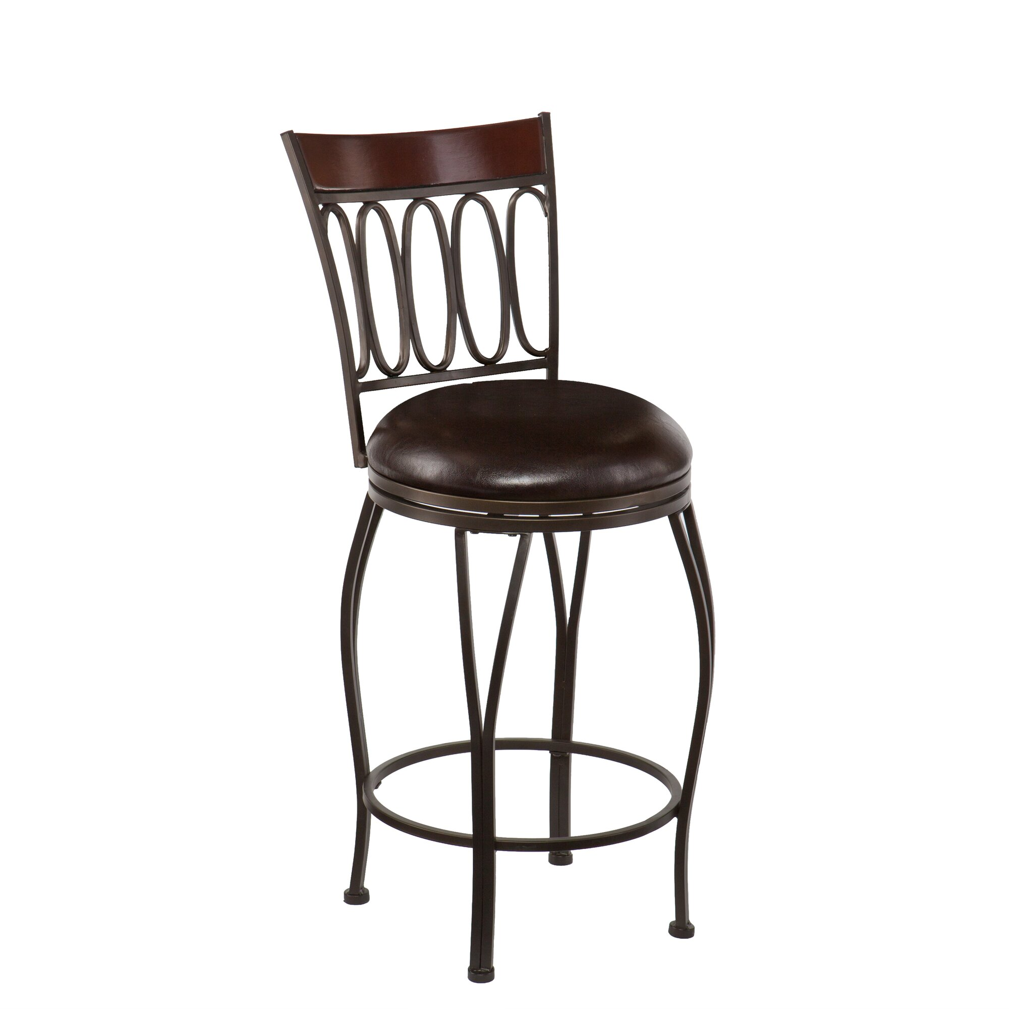 Wildon Home 174 Yorkshire 25quot Swivel Bar Stool amp Reviews  : Yorkshire2522SwivelBarStool from www.wayfair.com size 2000 x 2000 jpeg 148kB