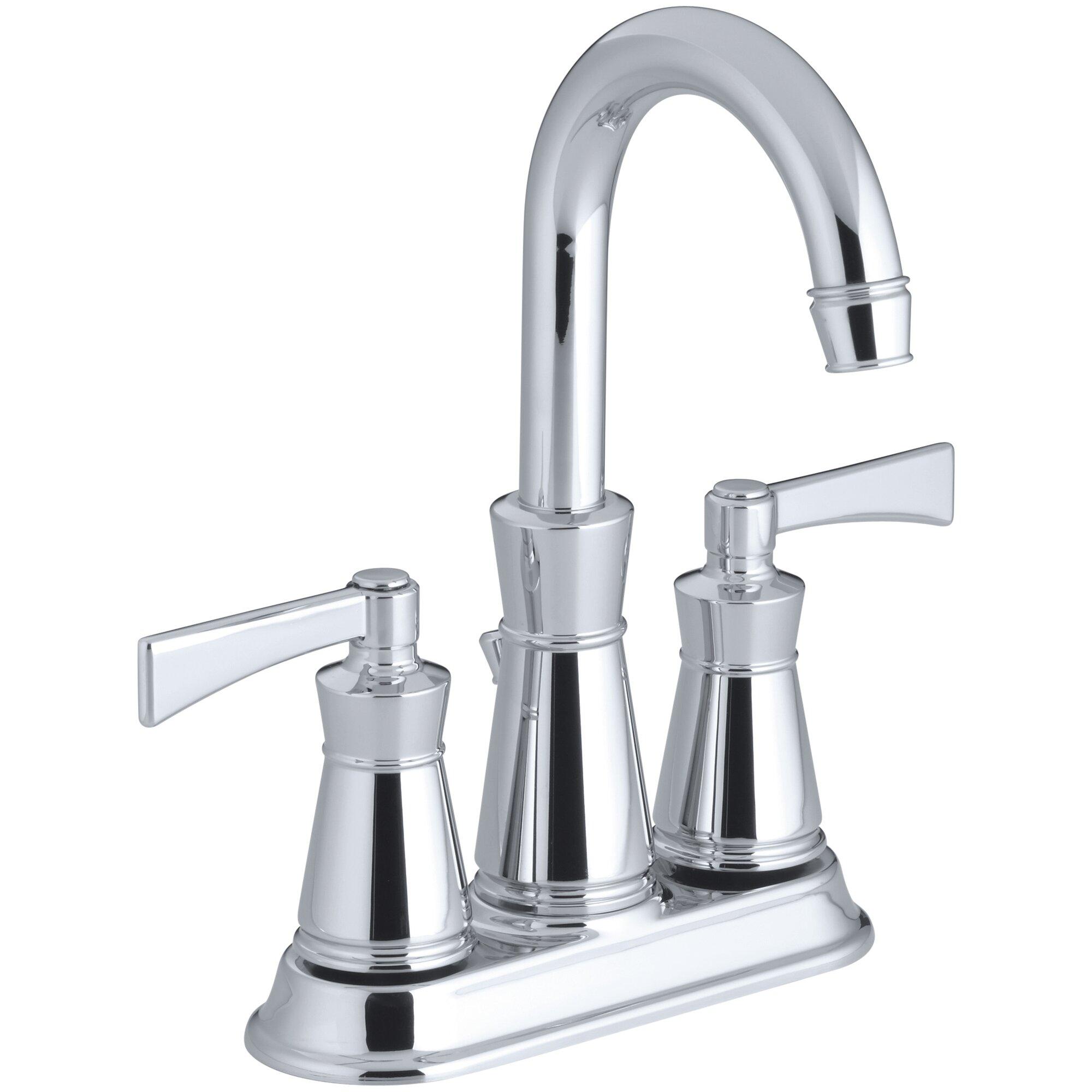 Archer Centerset Bathroom Sink Faucet