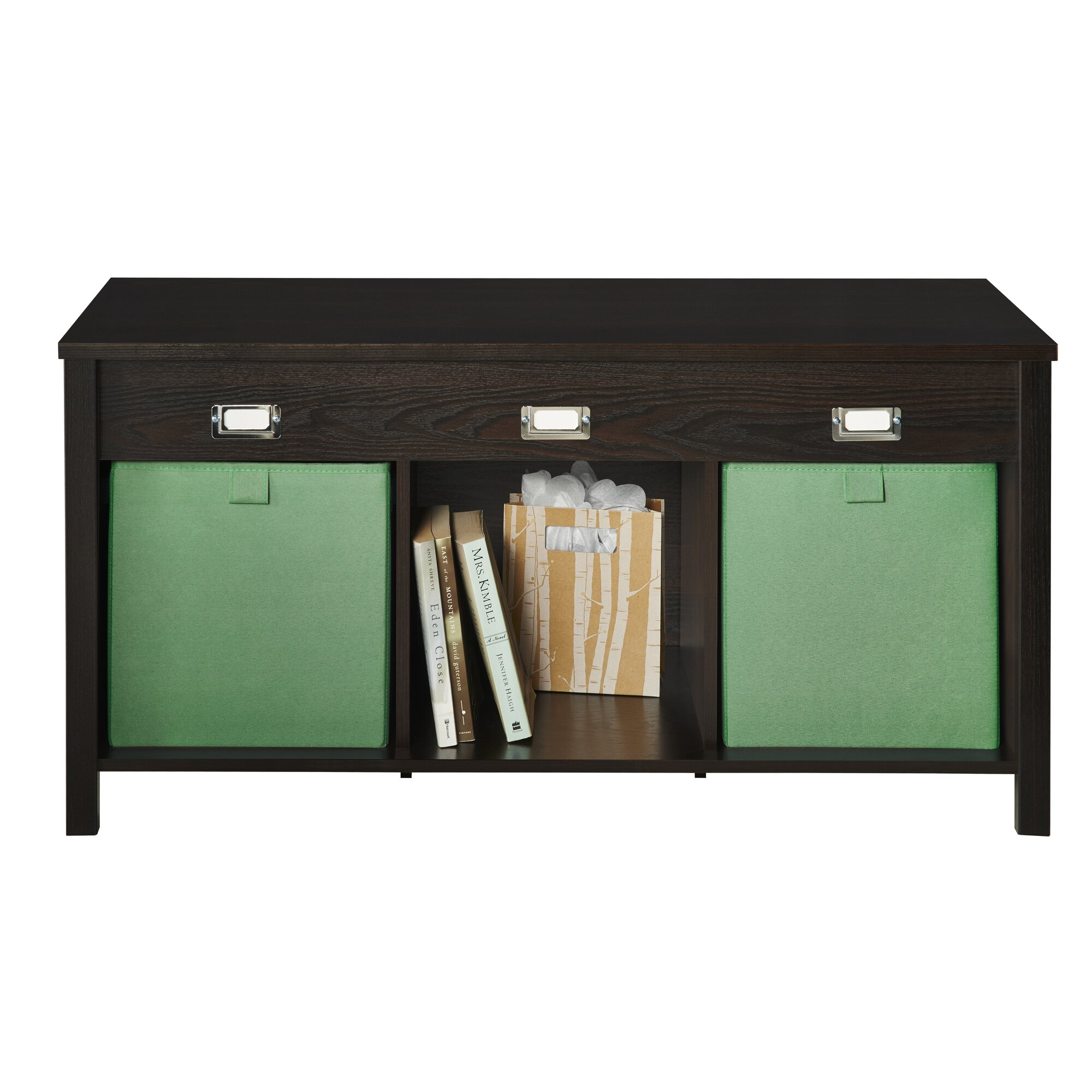 Closetmaid Premium 3 Cube Storage Entryway Bench Reviews Wayfair