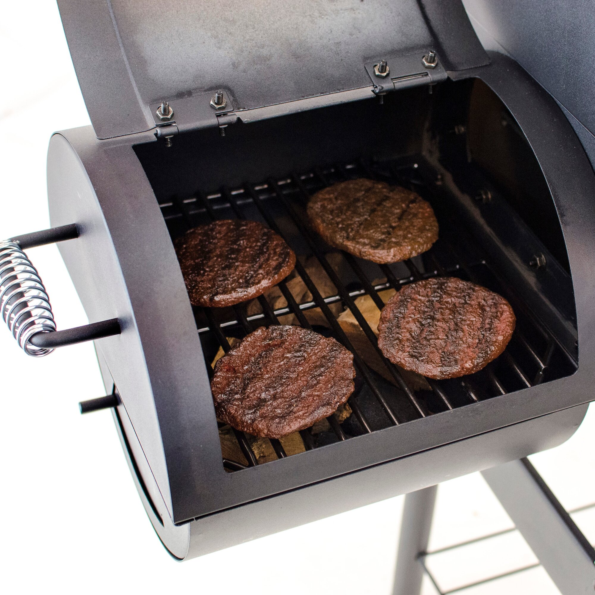 charbroil 22 300 series american gourmet offset charcoal. Black Bedroom Furniture Sets. Home Design Ideas