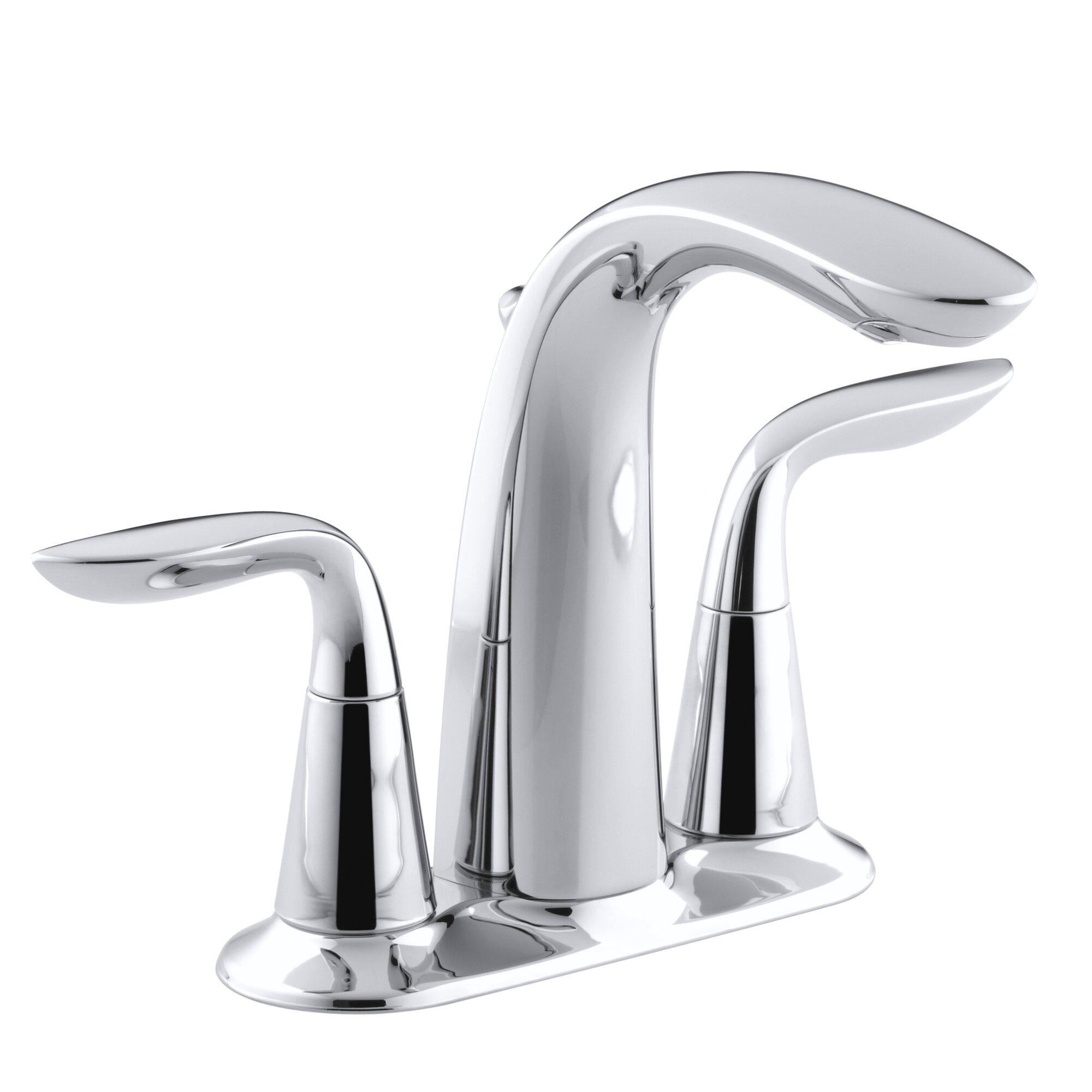 Refinia Centerset Bathroom Sink Faucet
