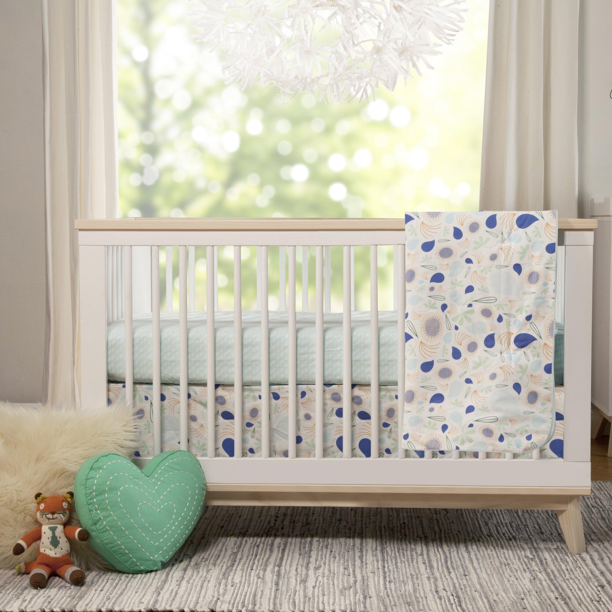 circle cribs canada buy chicco next to me crib circle grey online  - fleeting flora  piece crib bedding set