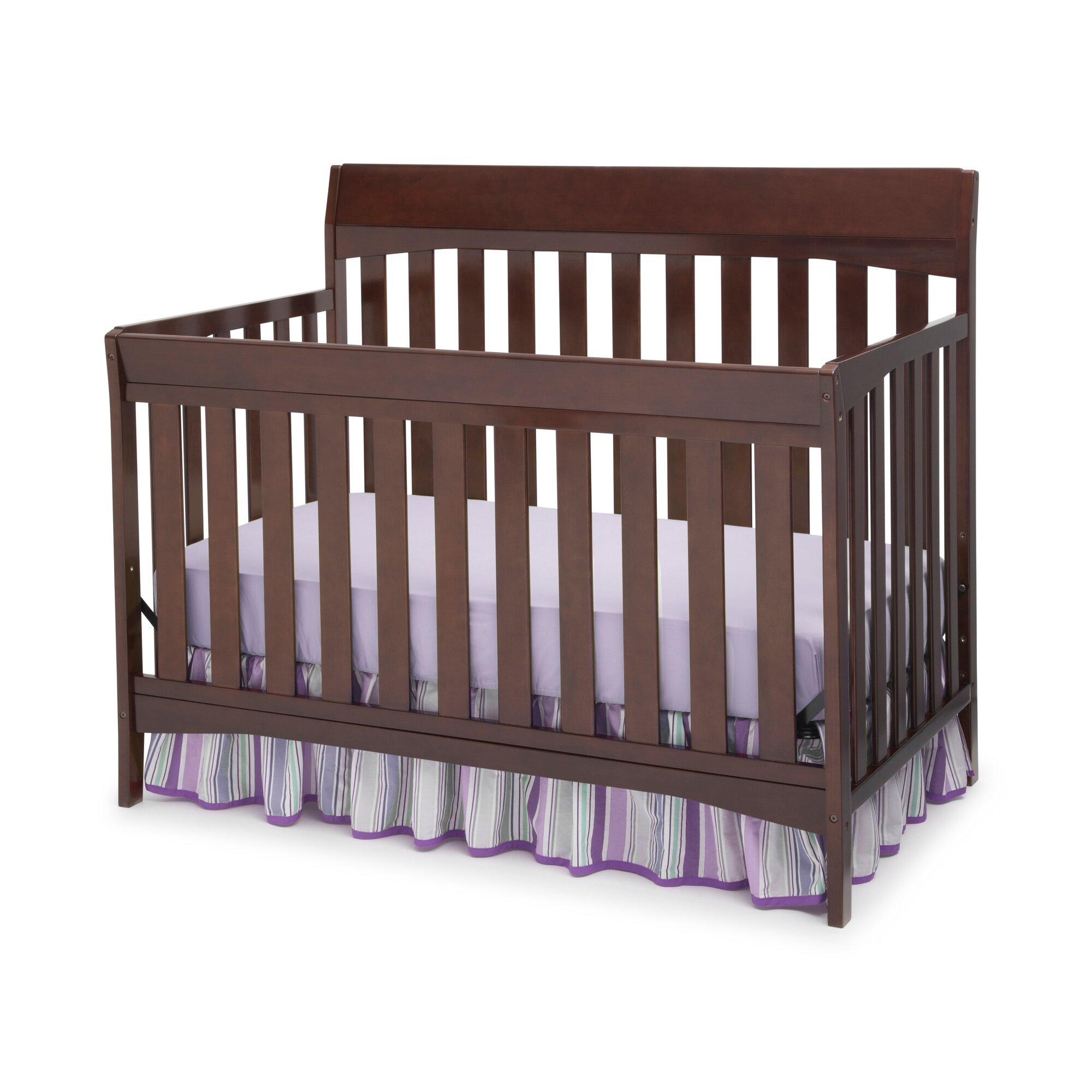 Child craft camden crib - Remi 4 In 1 Convertible Crib