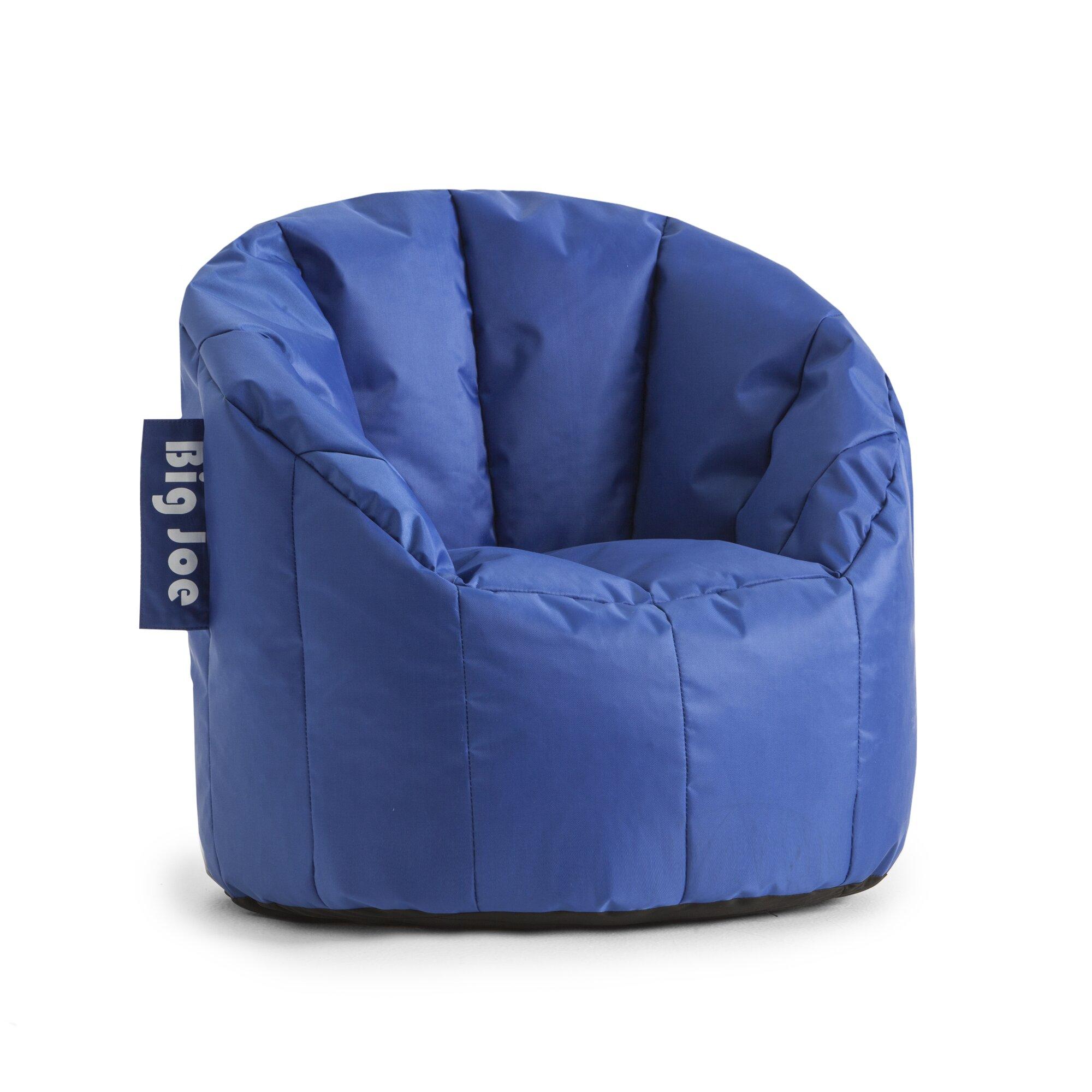 Big joe lumin chair blue - Big Joe Lumin Chair Black Big Joe Kids Bean Bag Lounger