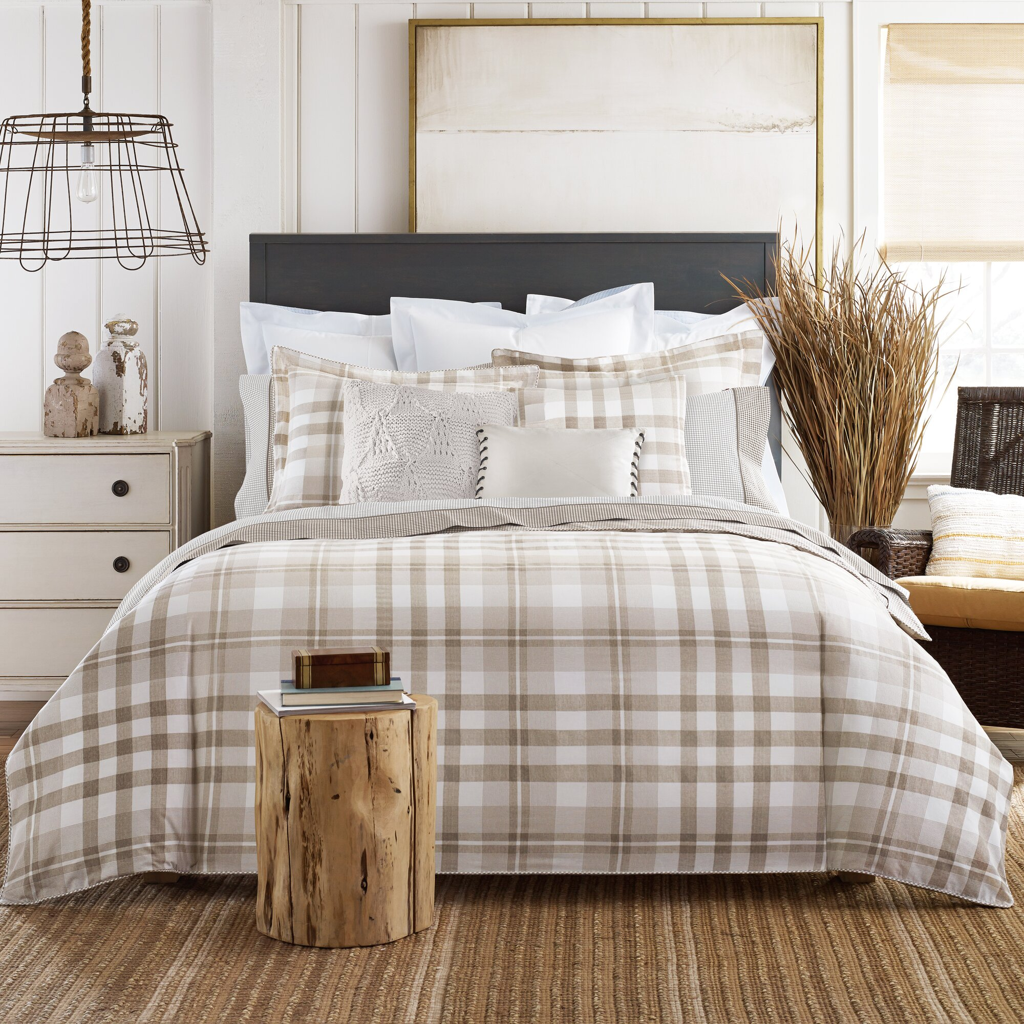 Tommy Hilfiger Range Plaid Comforter Collection Amp Reviews