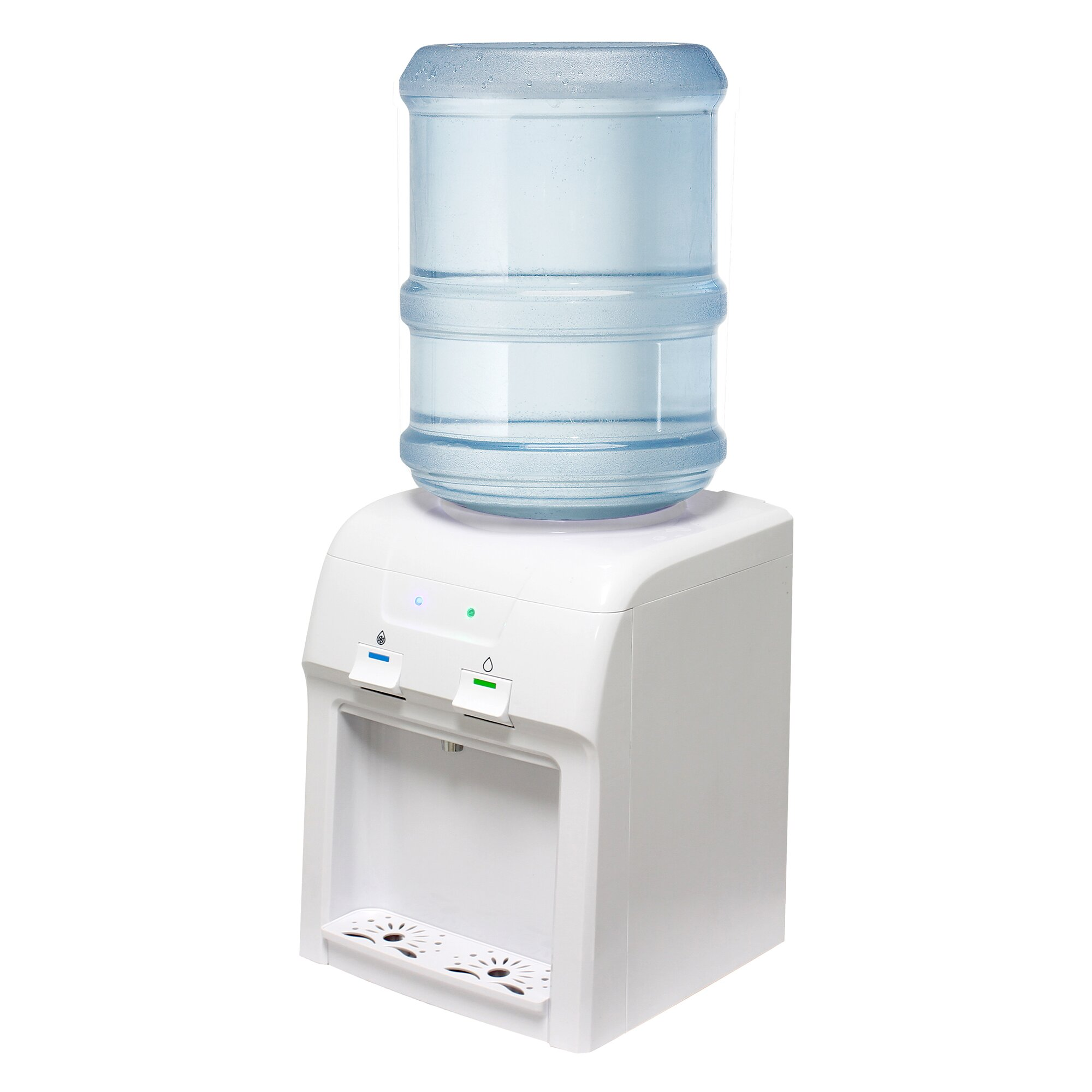 vitapur countertop room temperature and cold water cooler