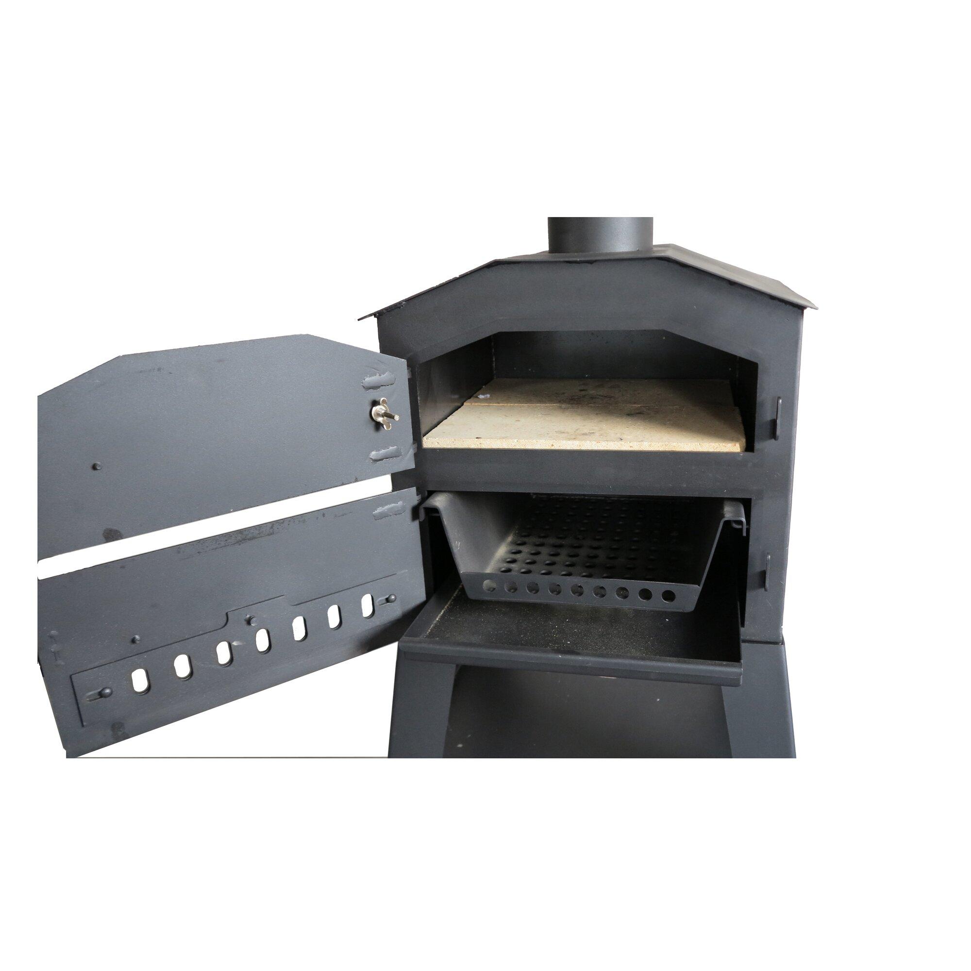 l art du jardin vulcano 1 wood fired oven. Black Bedroom Furniture Sets. Home Design Ideas