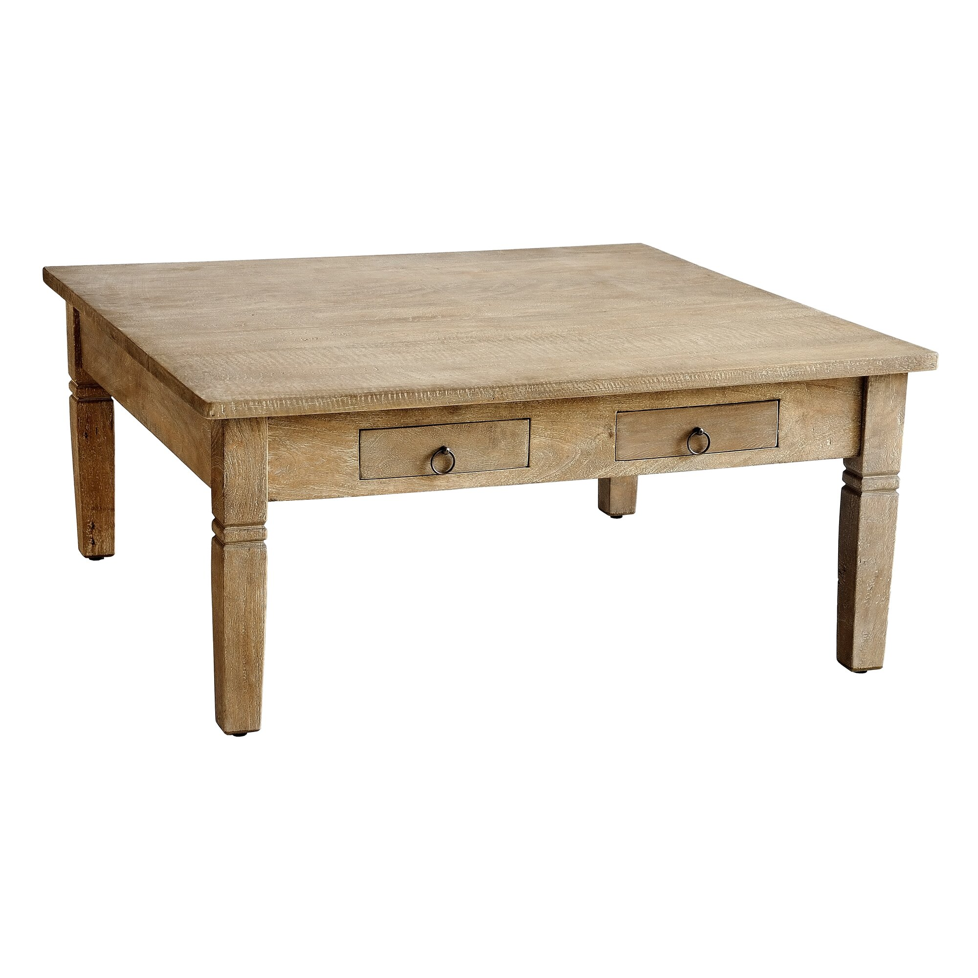 Square Coffee Table: Casual Elements Sedona Square Coffee Table & Reviews