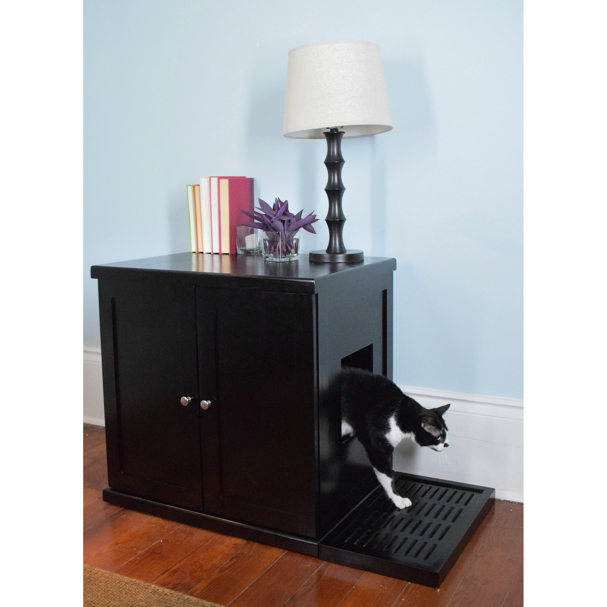 The Refined Litter Box. The Refined Feline The Refined Litter Box   Reviews   Wayfair