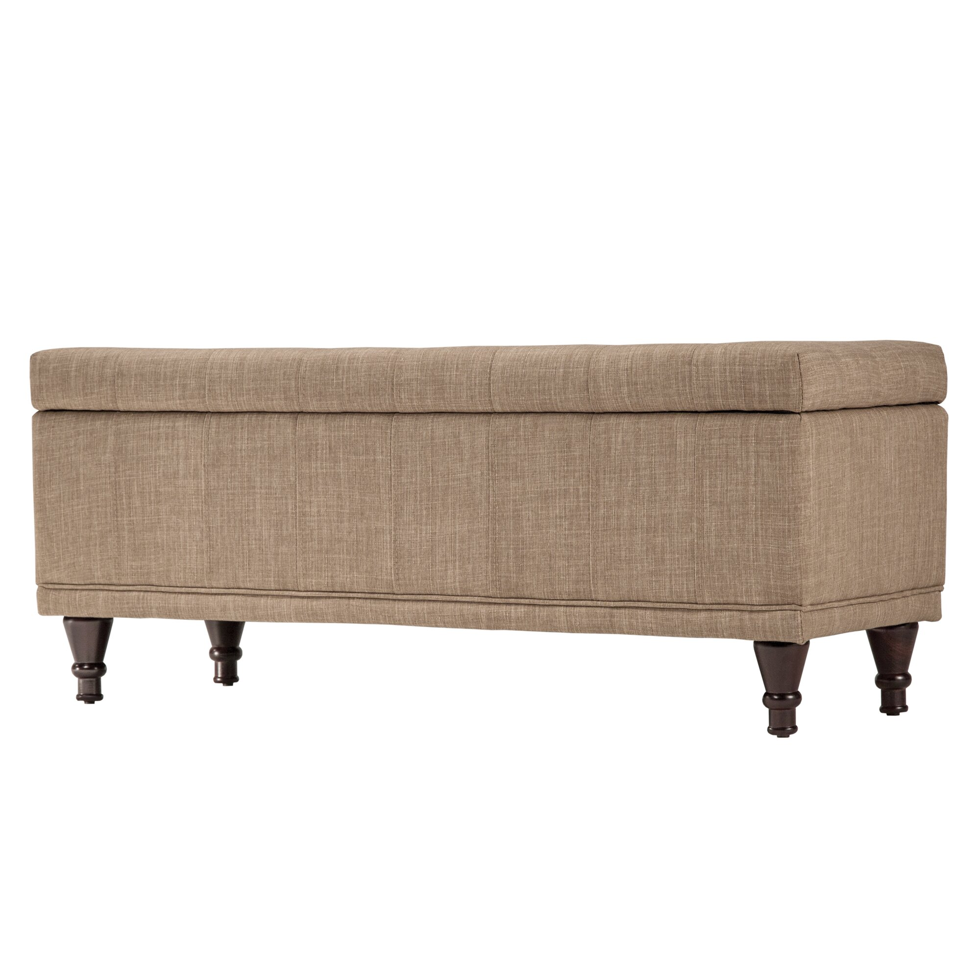 southampton upholstered storage bedroom bench reviews