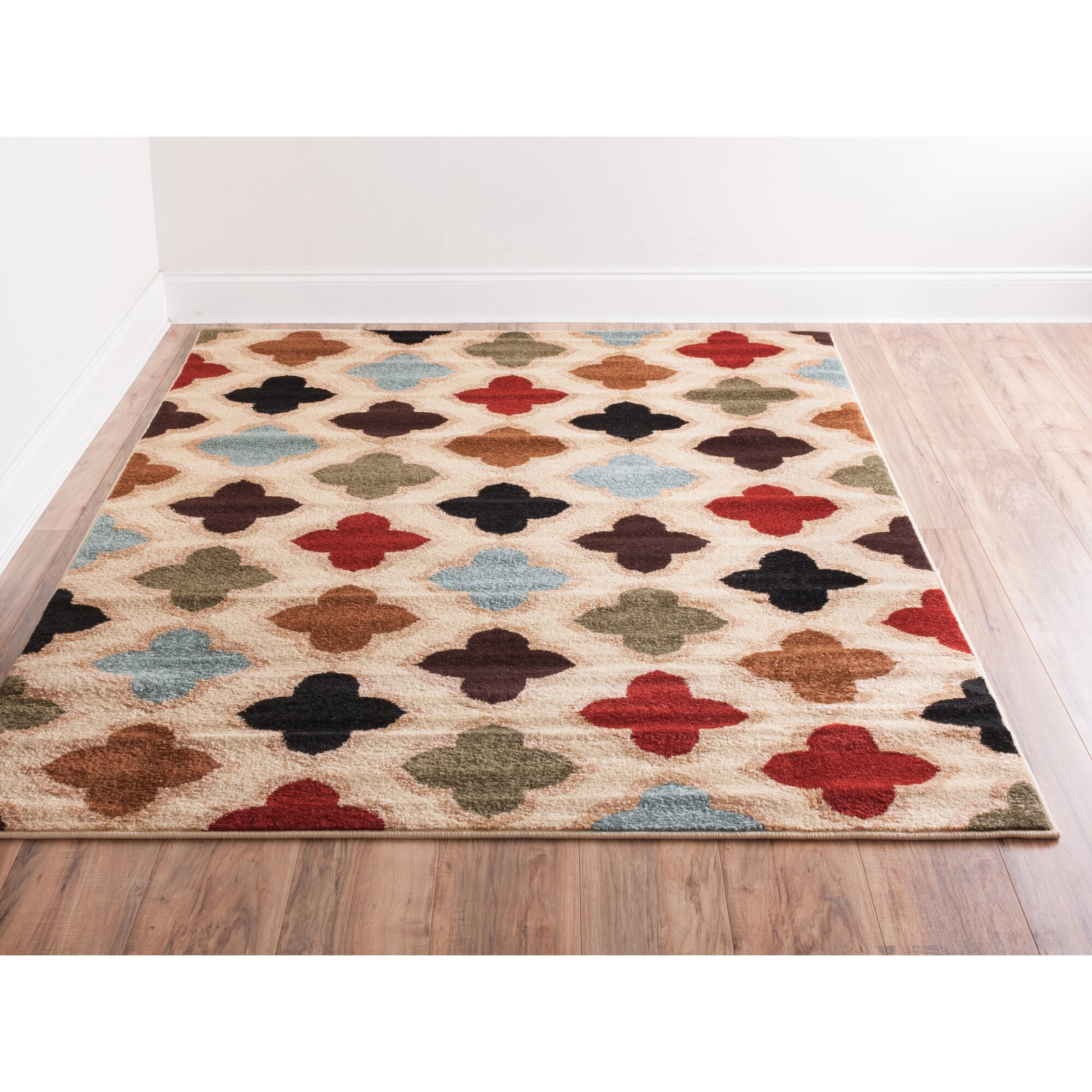 Well Woven Sydney Lizzy's Quatrefoil Area Rug & Reviews