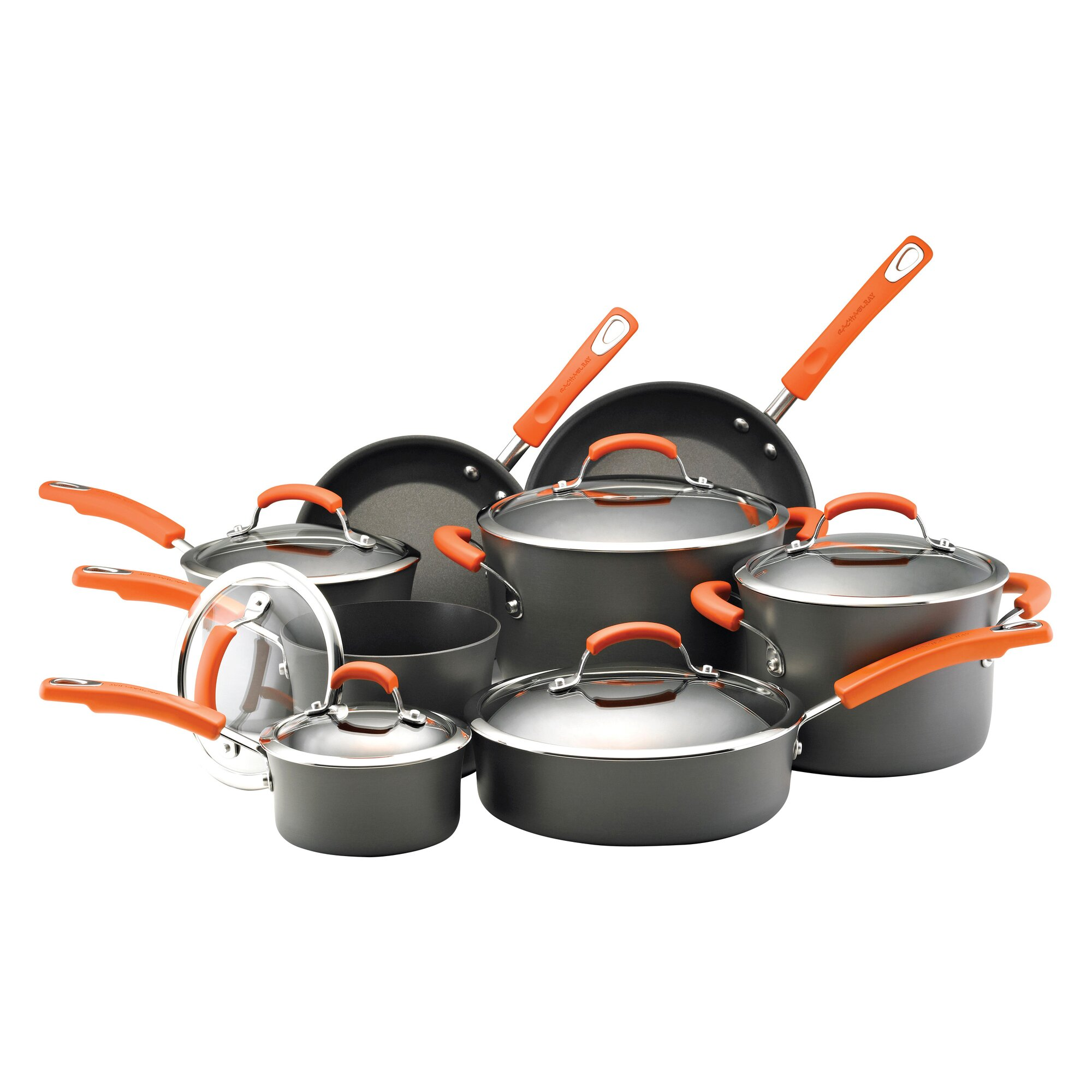 cookware hard anodized aluminum cookware set anodized aluminum ...