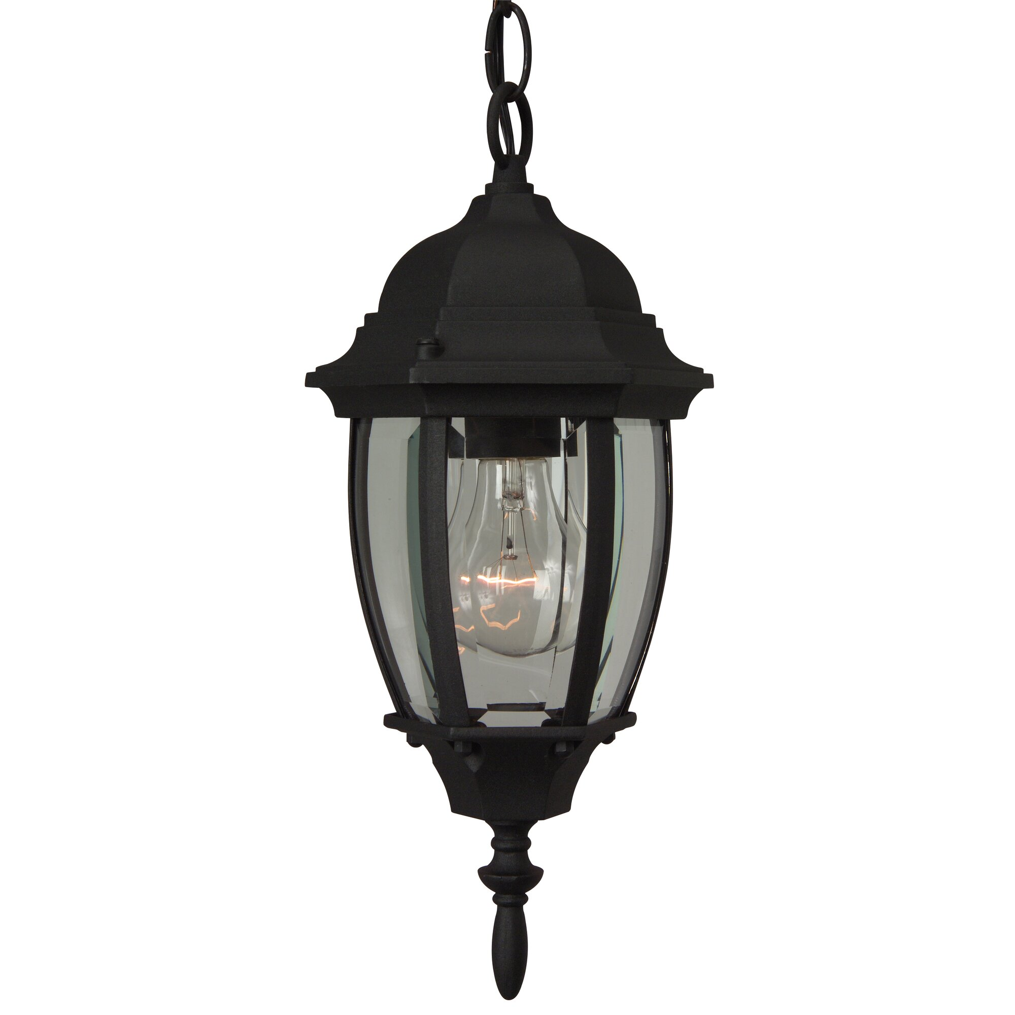 Craftmade French Country 1 Light Outdoor Hanging Lantern Reviews Wayfair