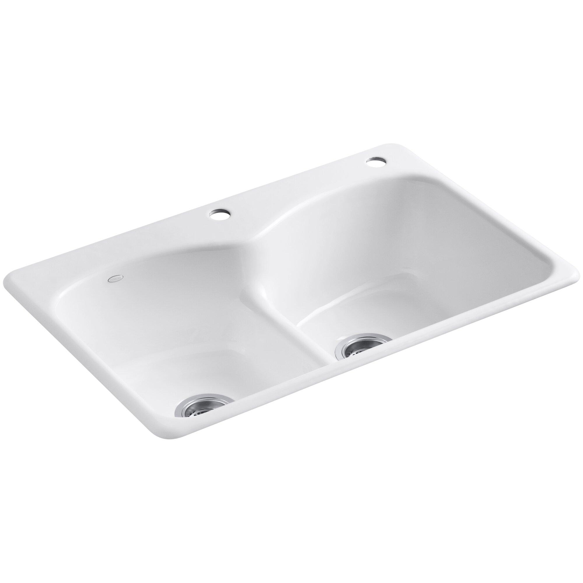 Kohler Brookfield Sink