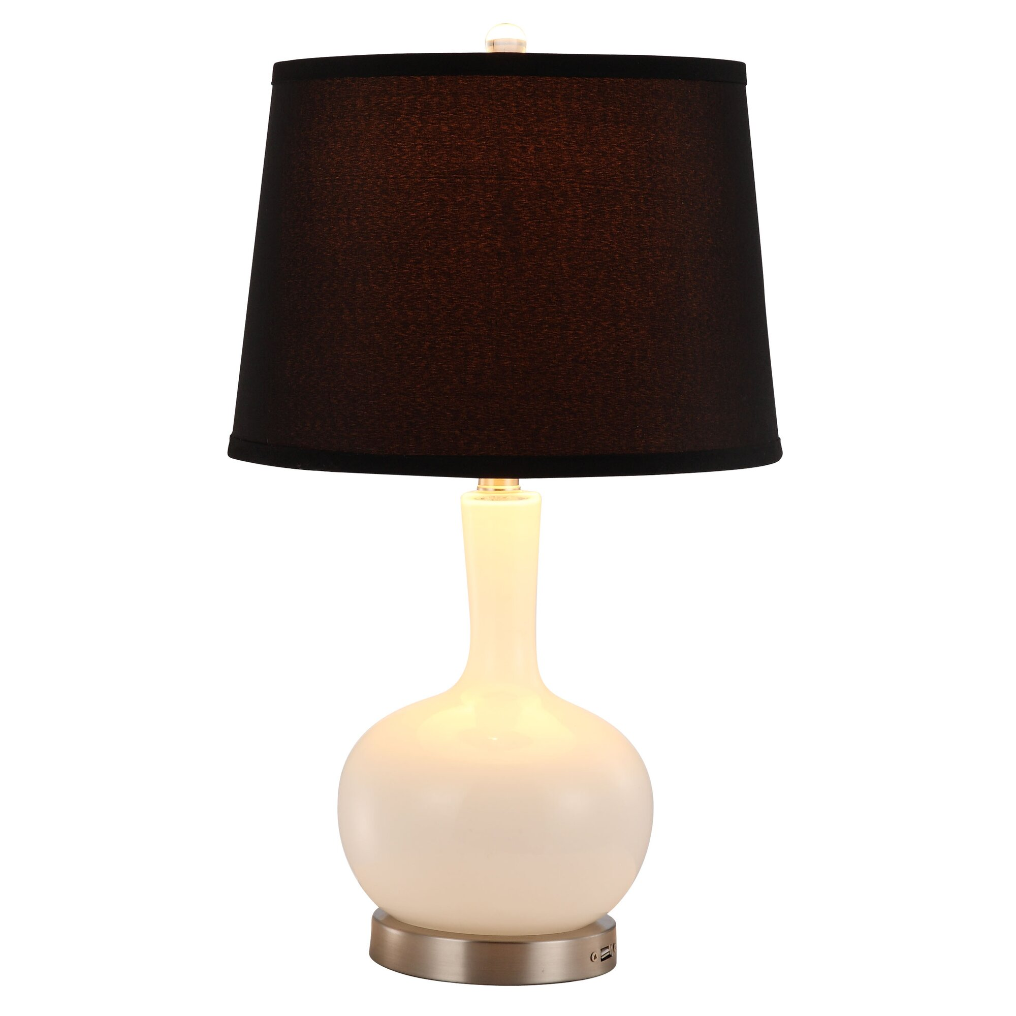 Rely a light llc ellen 19 table lamp reviews wayfair for Table 19 review