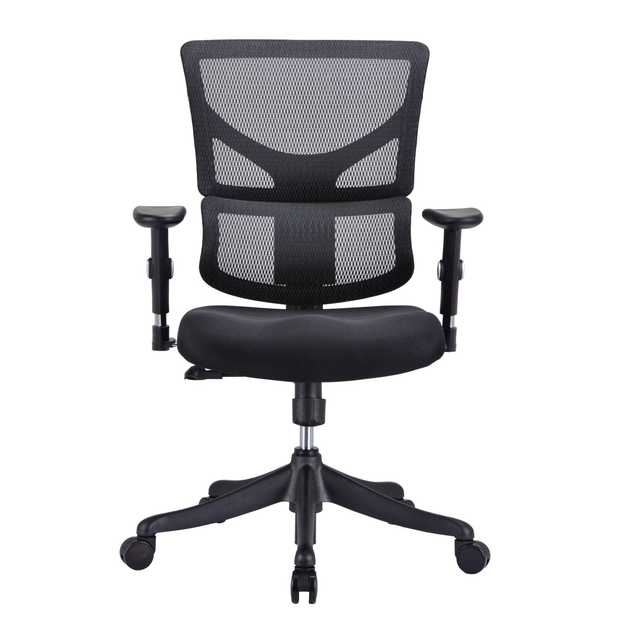 Conklin fice Furniture Mesh Desk Chair & Reviews
